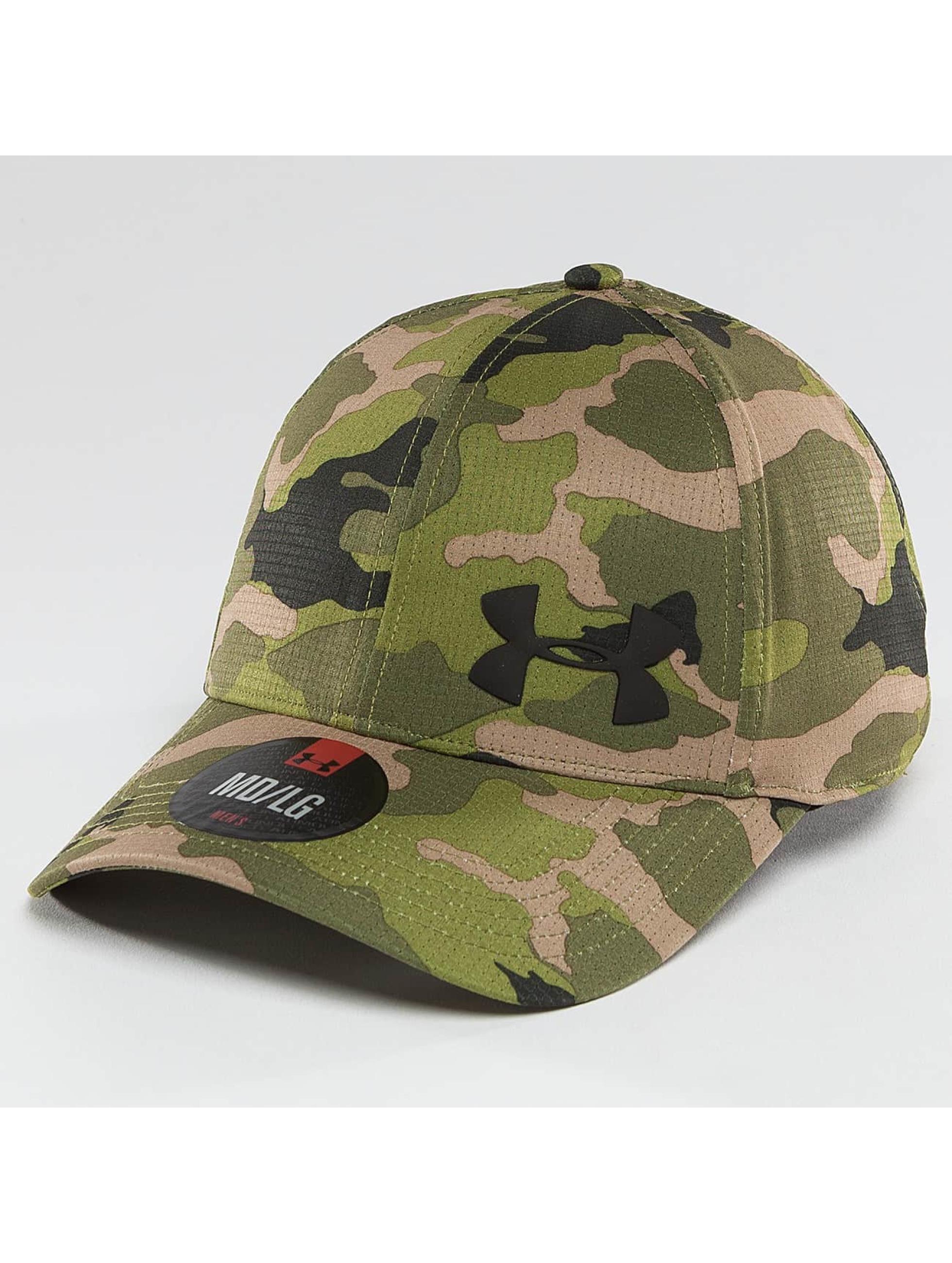Under Armour Flexfitted Cap AirVent grün