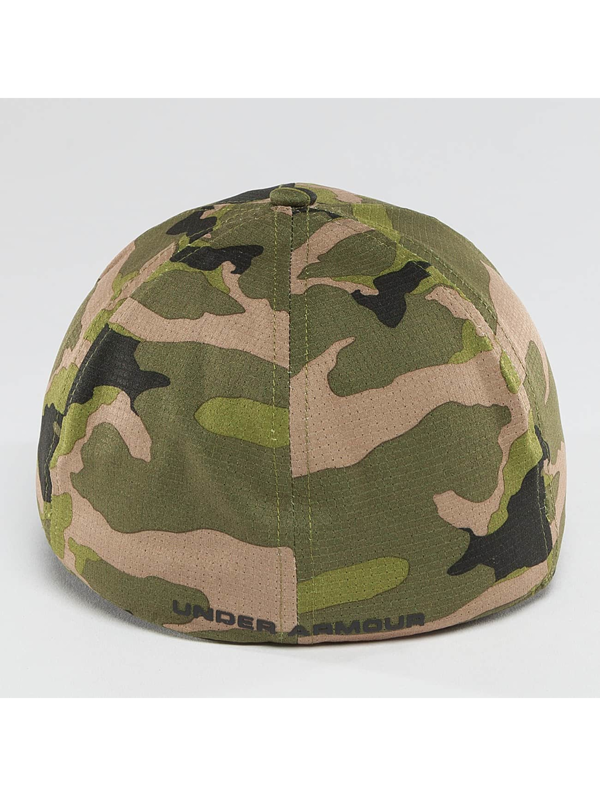 Under Armour Flexfitted Cap AirVent zielony