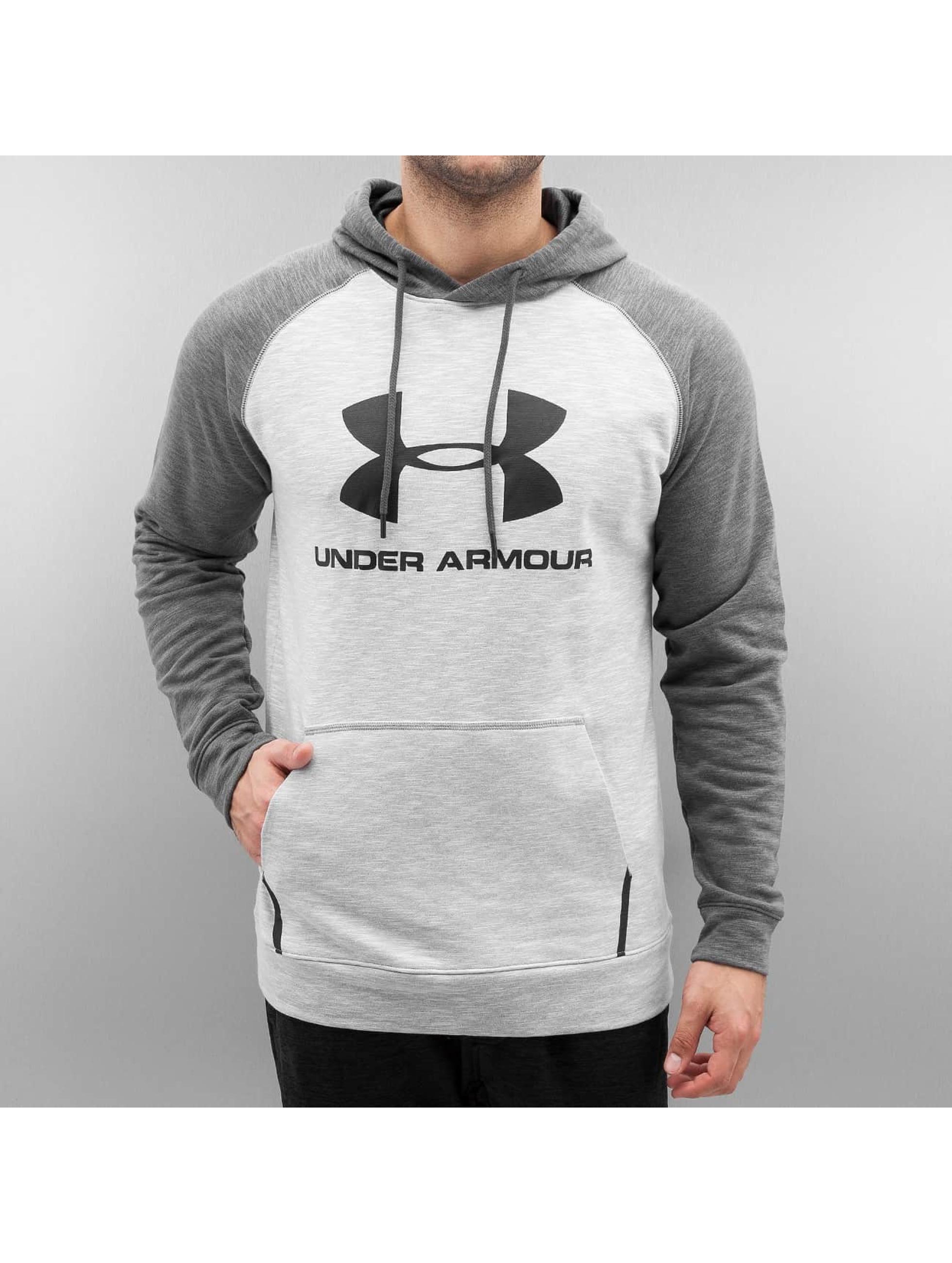 Under Armour Hoodie Sportstyle Triblend grey