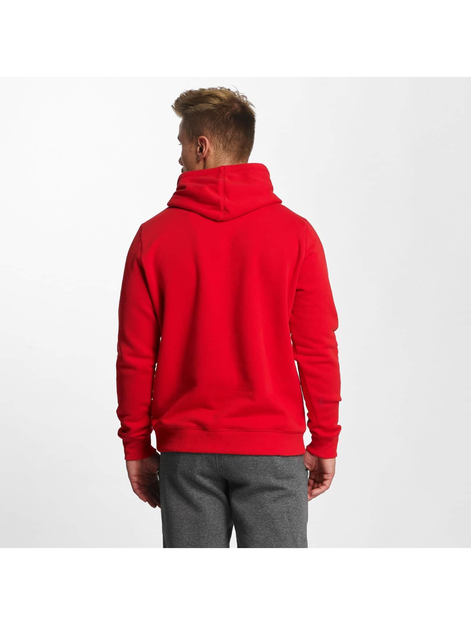 Under Armour Hoodie Rival red