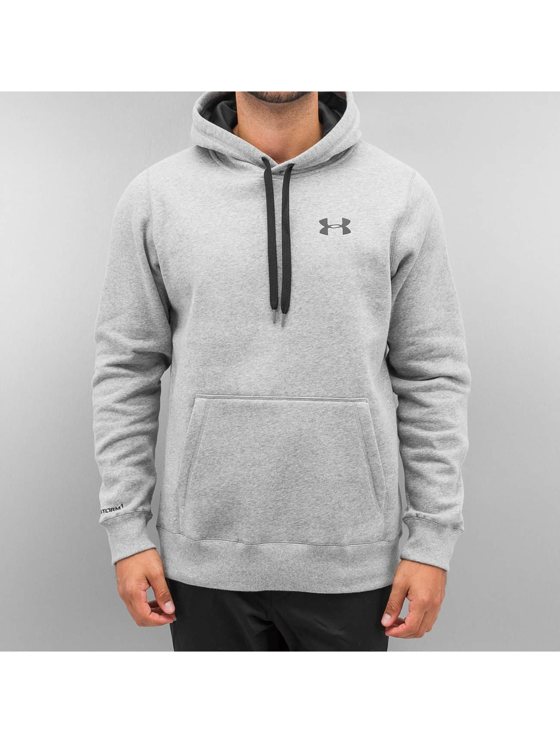 Under Armour Hoody Storm Rival grau