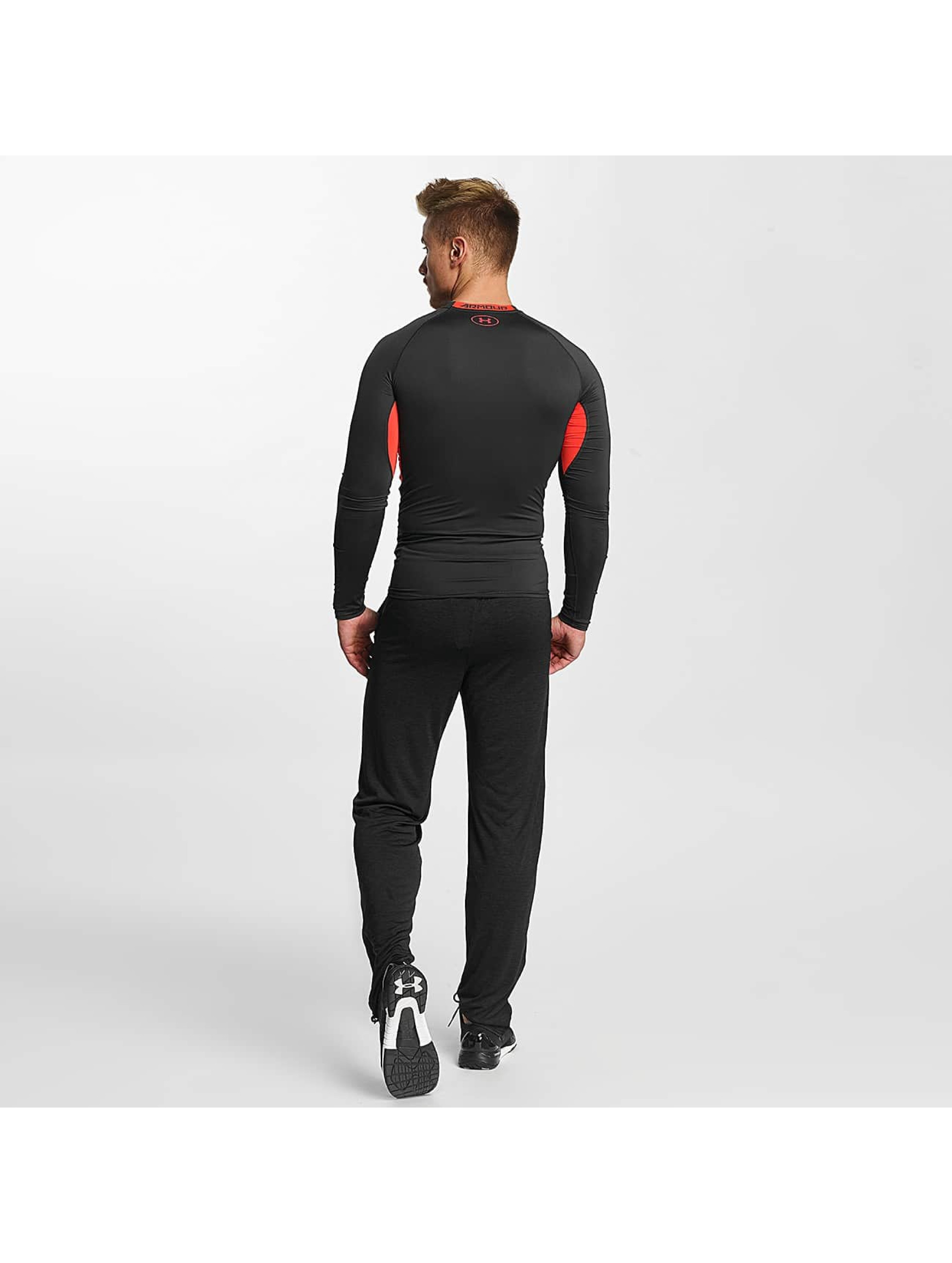 Under Armour Langermet Heatgear grå