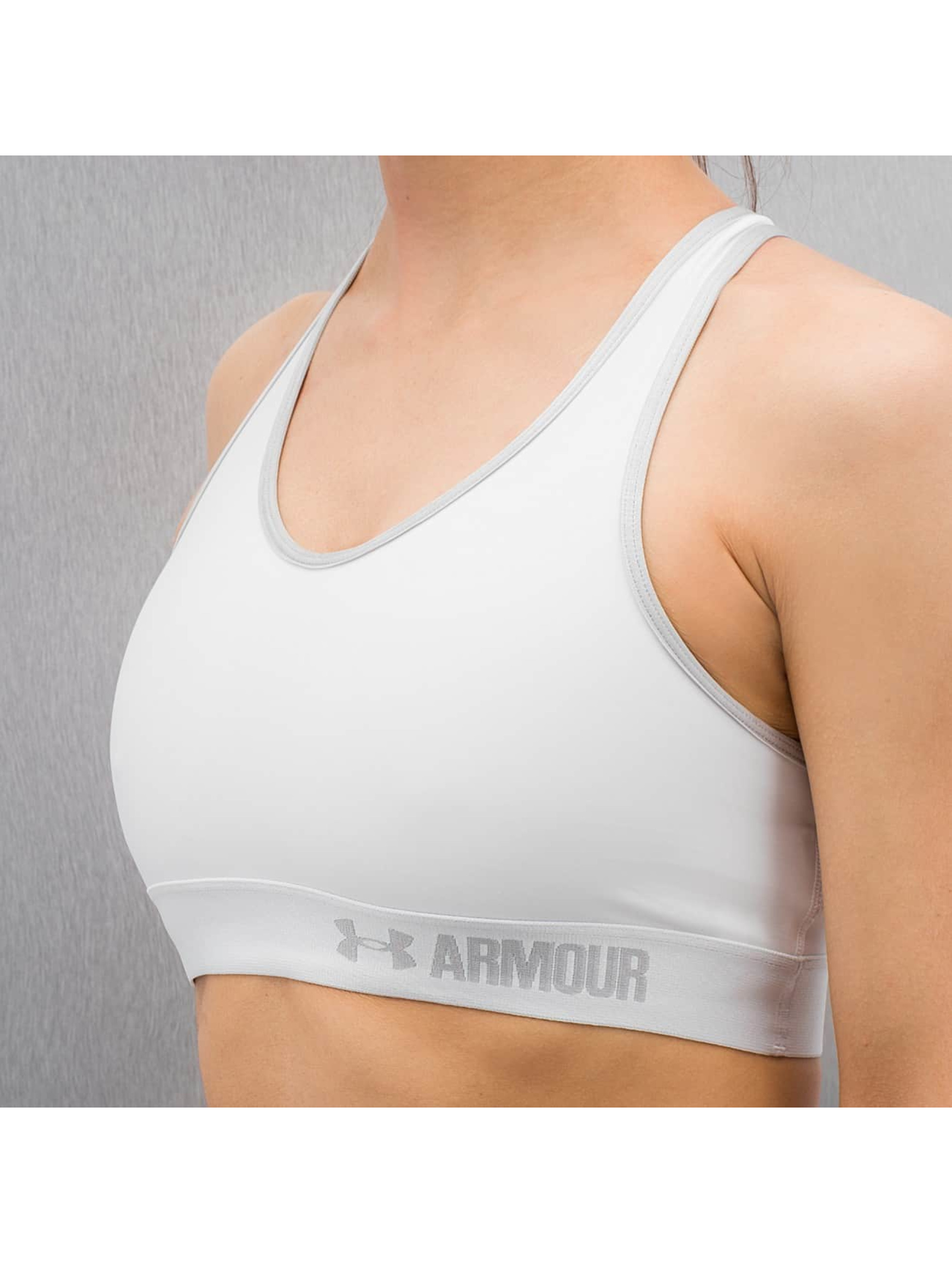 Under Armour Lingerie Armour Mid Solid blanc