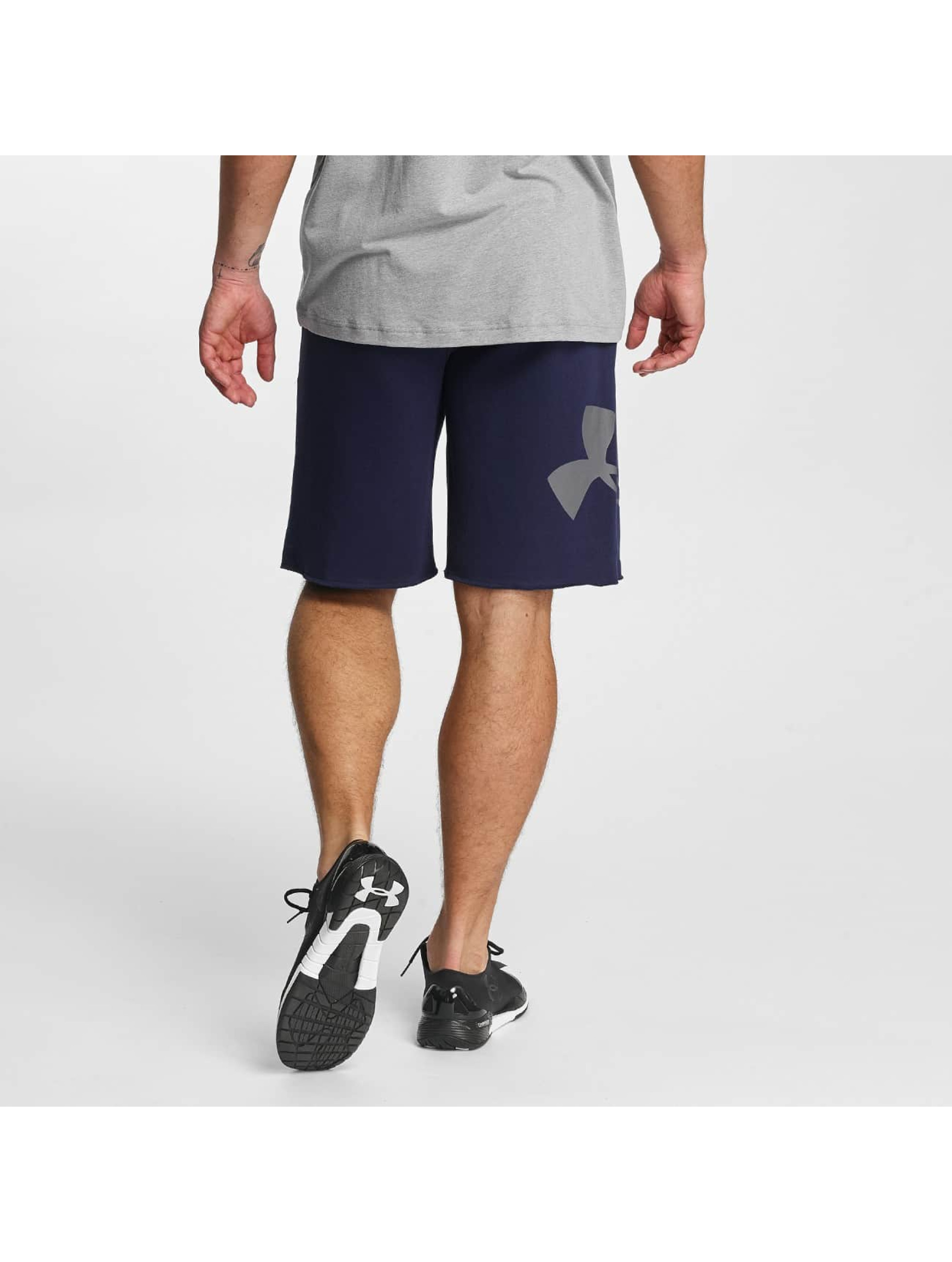 Under Armour Short Rival blue