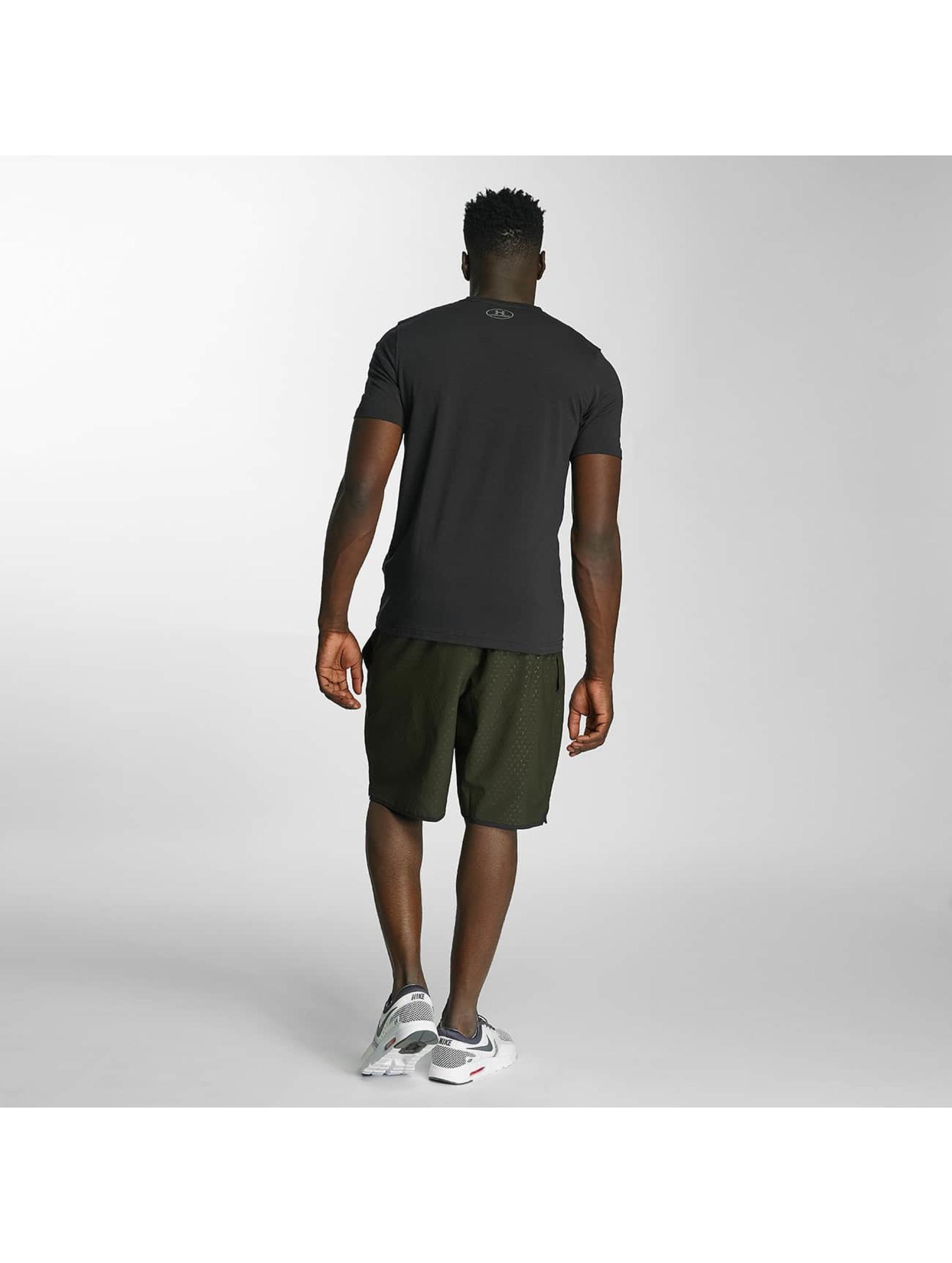 Under Armour Shorts Qualifier Novelty grün