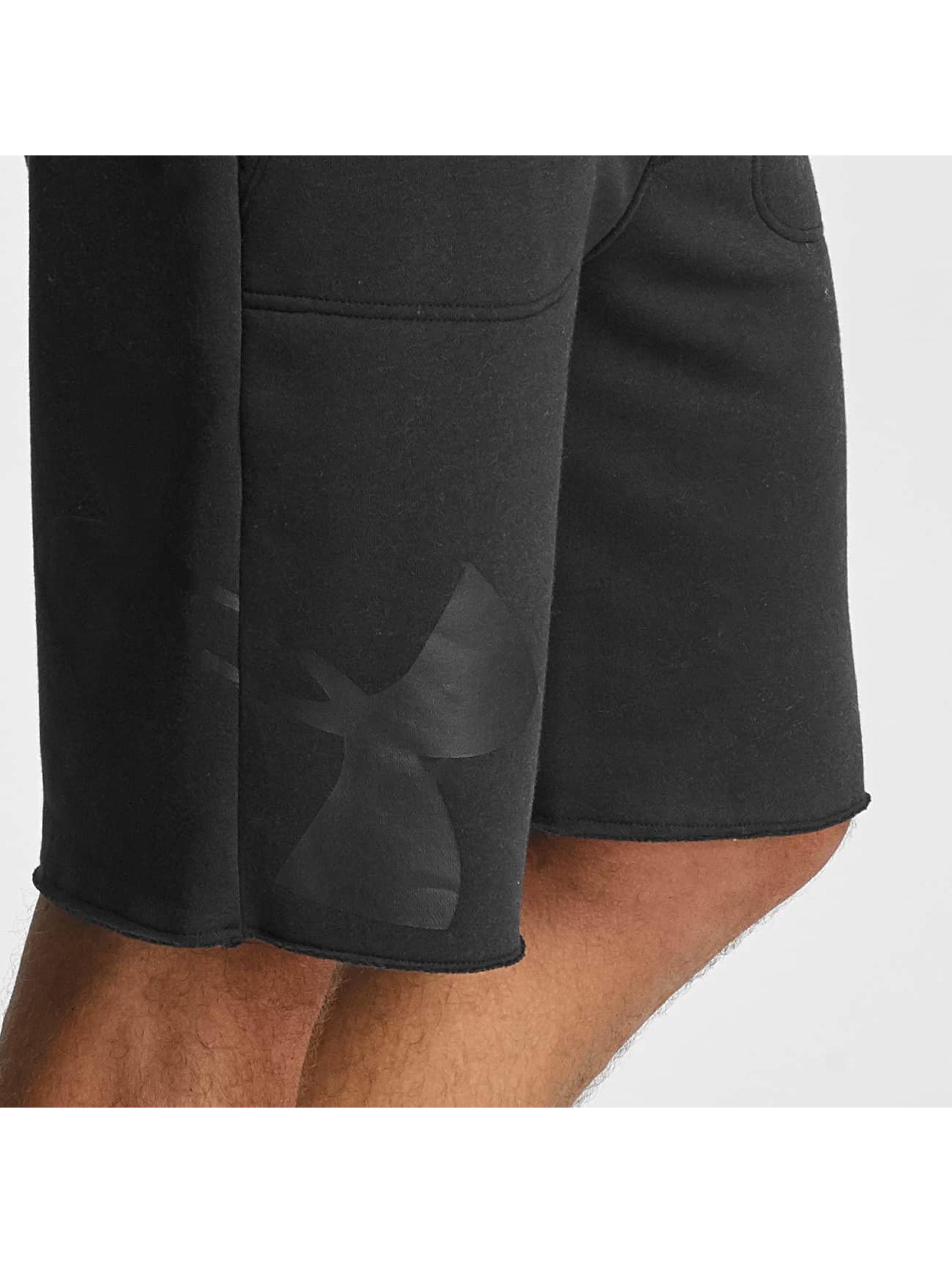 Under Armour Shorts Rival schwarz