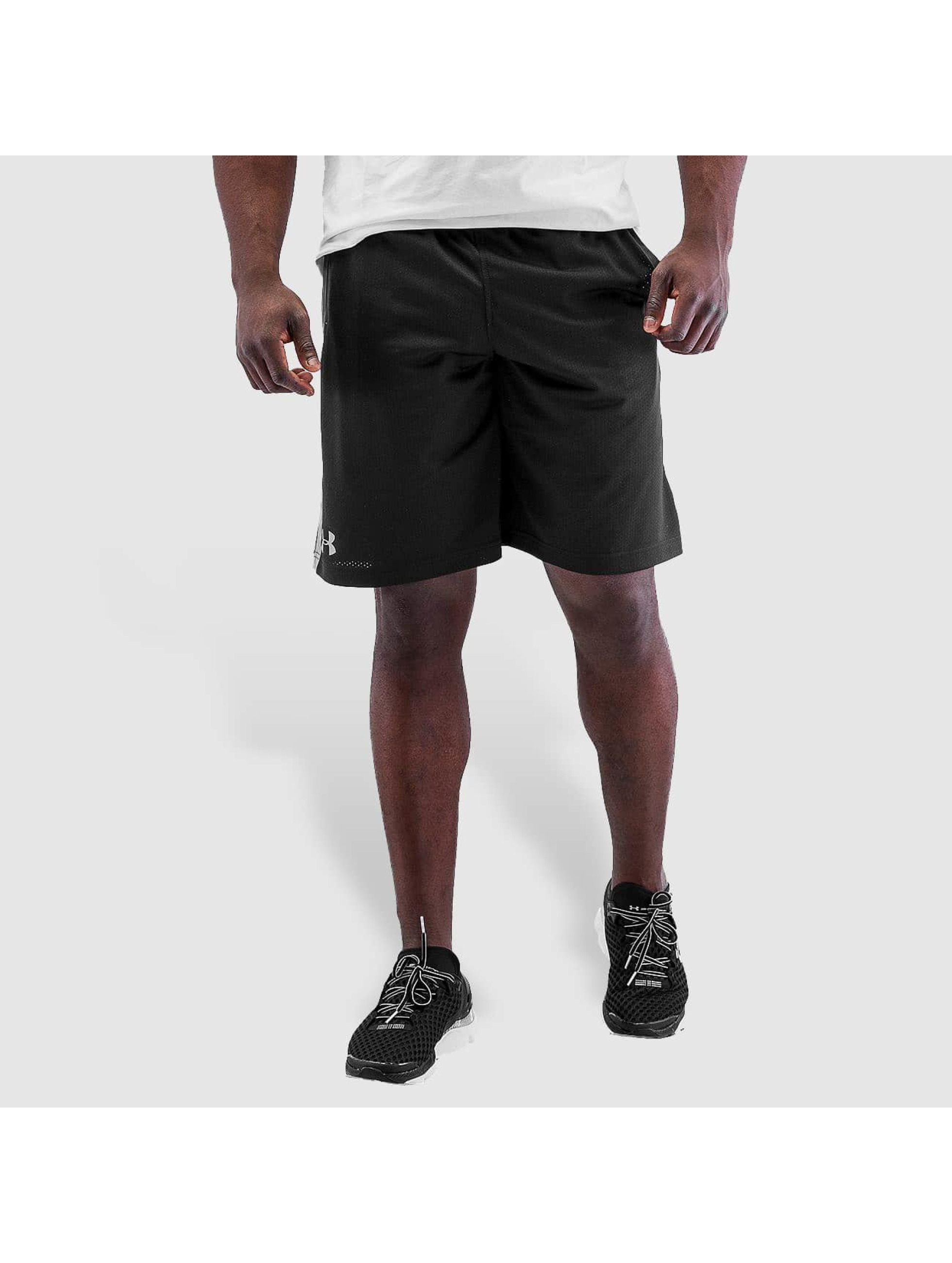 Under Armour Shortsit Tech musta