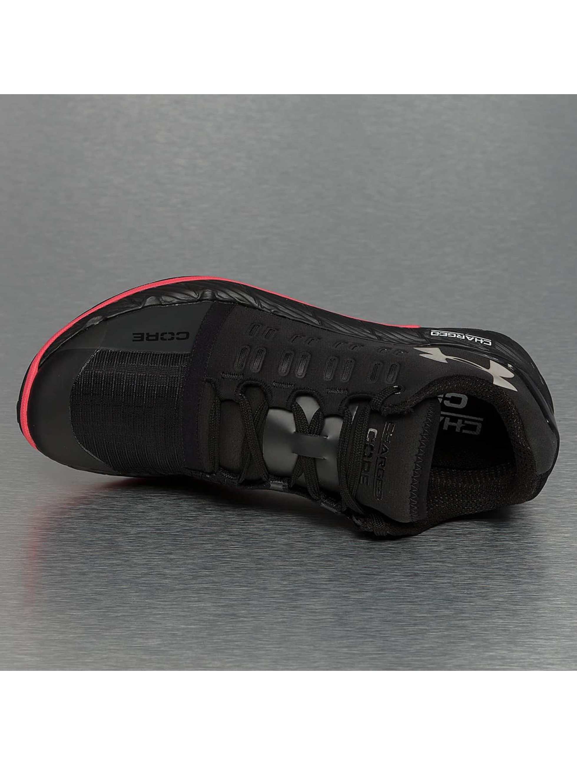 Under Armour sneaker Charged Core zwart