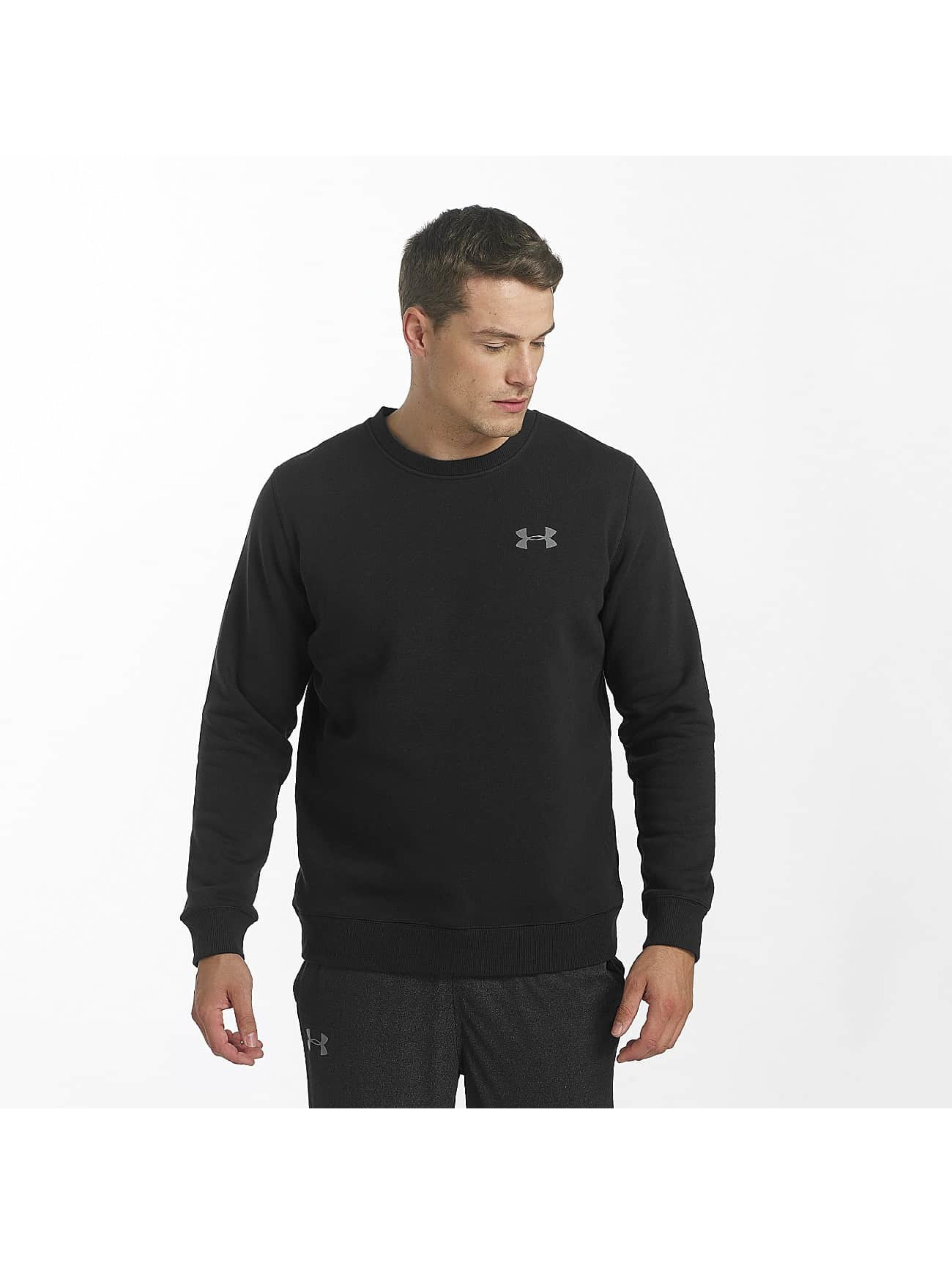 Under Armour Swetry Rival Solid czarny