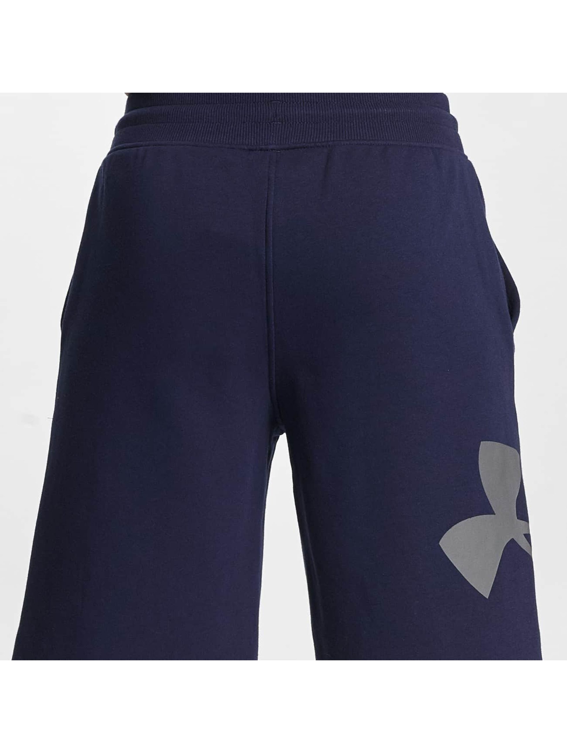Under Armour Szorty Rival niebieski