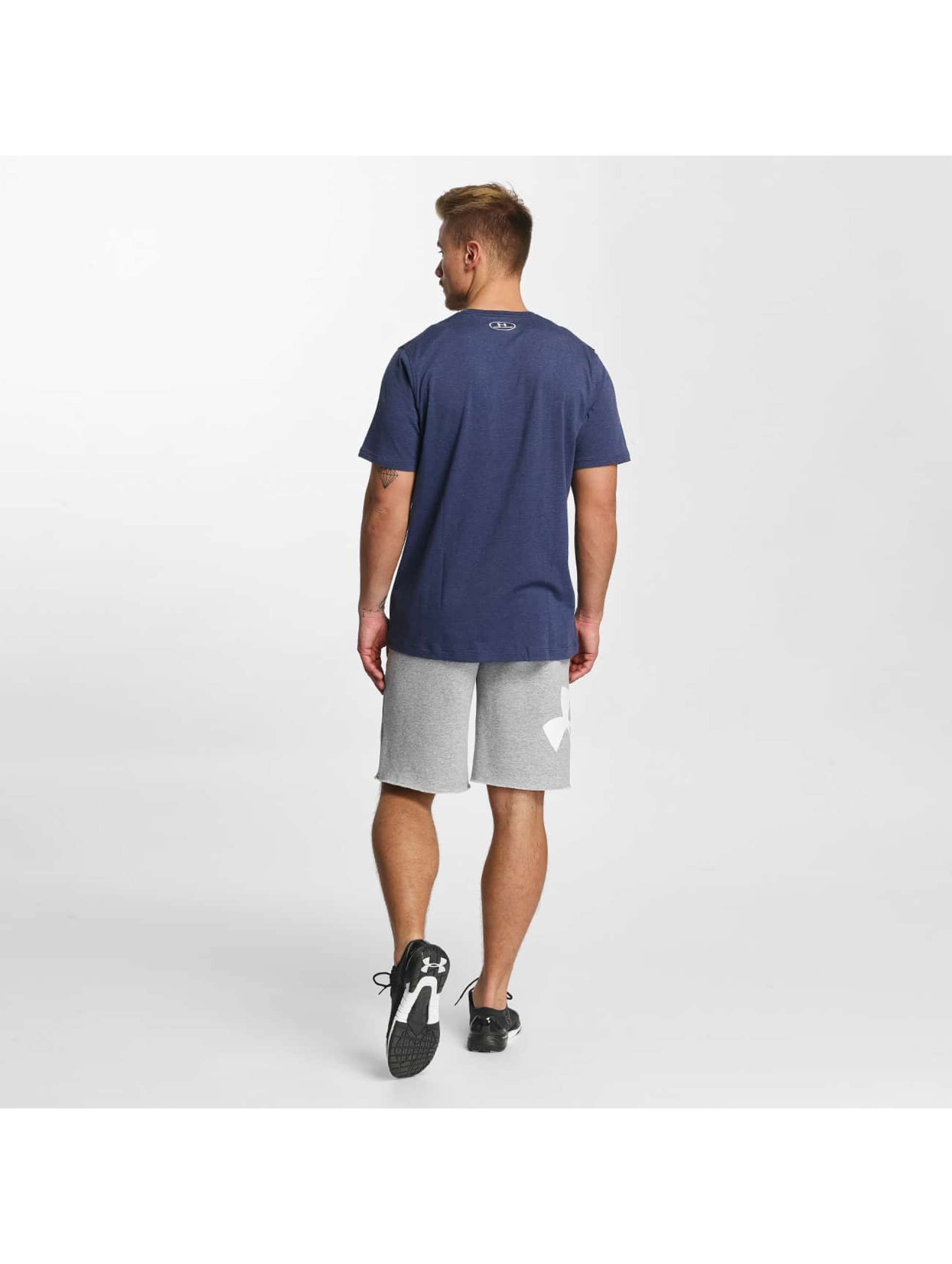 Under Armour T-Shirt Charged Cotton blue