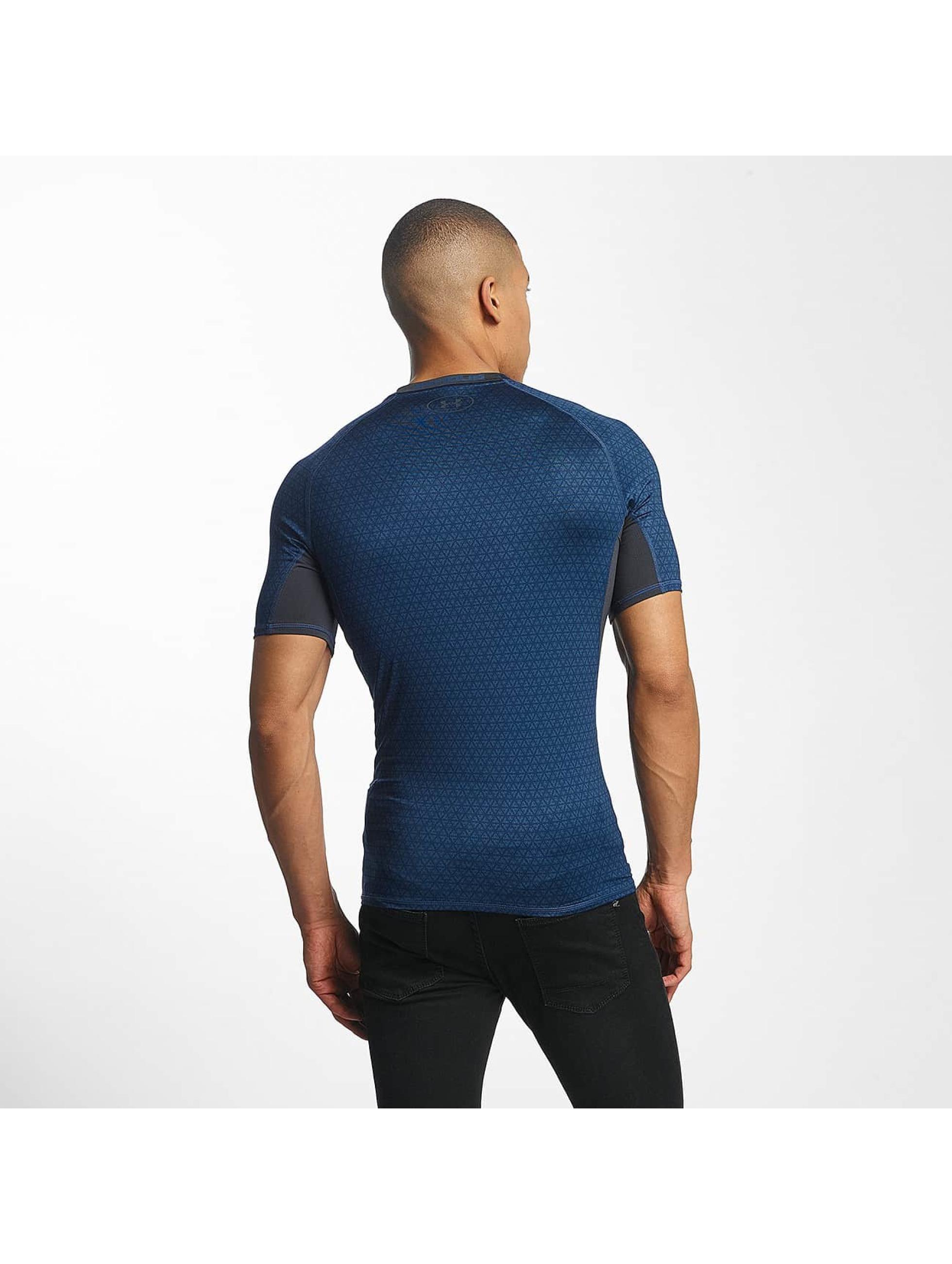 Under armour heatgear gris homme t shirt 357119 for Original under armour shirt