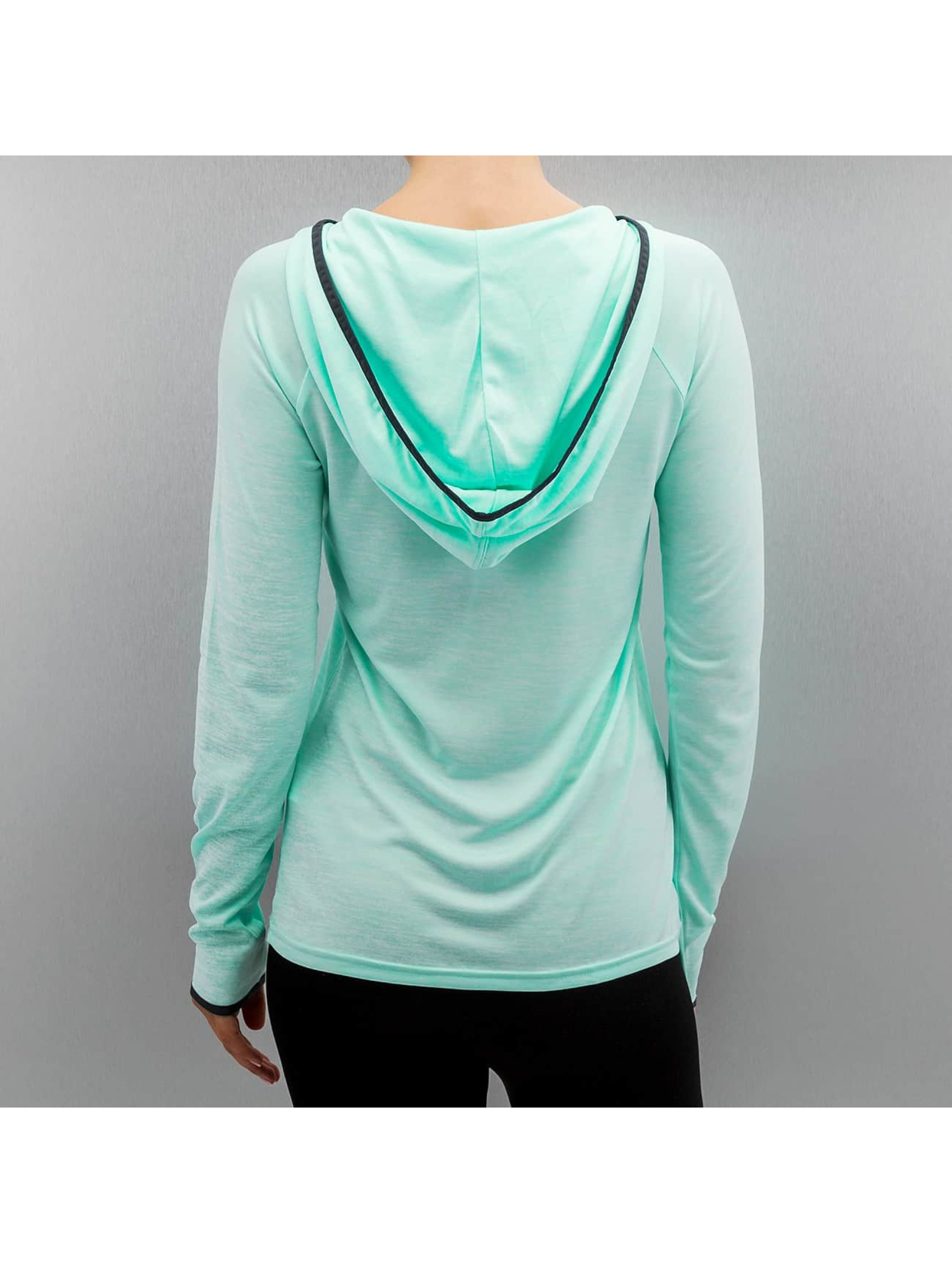 Under Armour T-Shirt manches longues Tech Twist turquoise