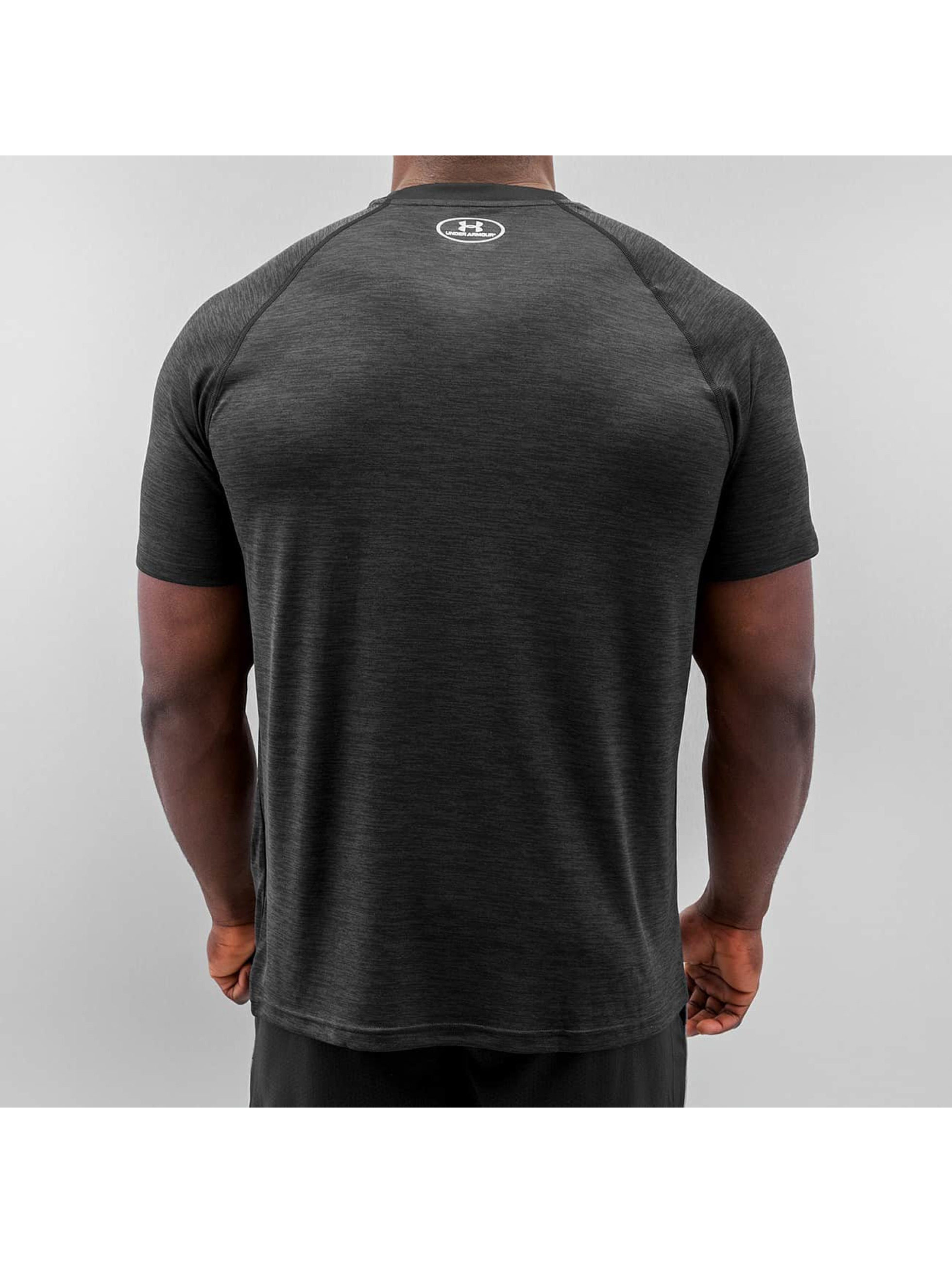 Under armour tech noir homme t shirt under armour for Original under armour shirt