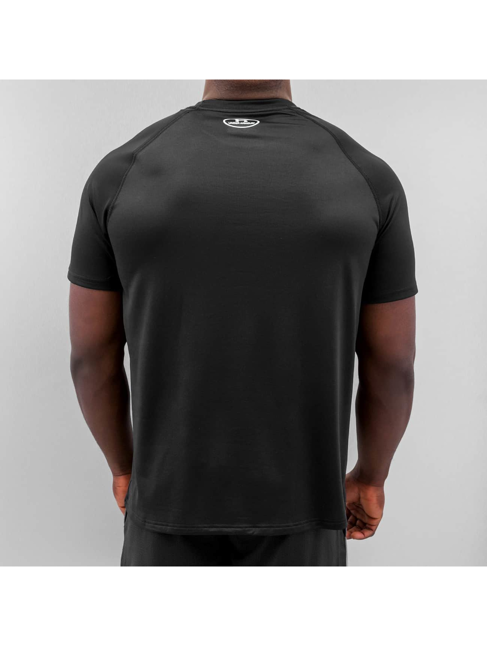 Under Armour T-Shirt Tech schwarz
