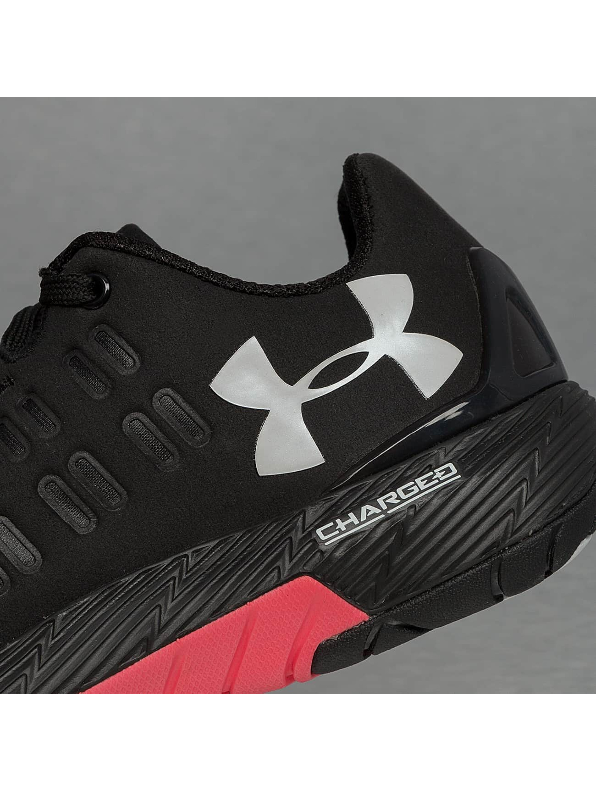Under Armour Tennarit Charged Core musta