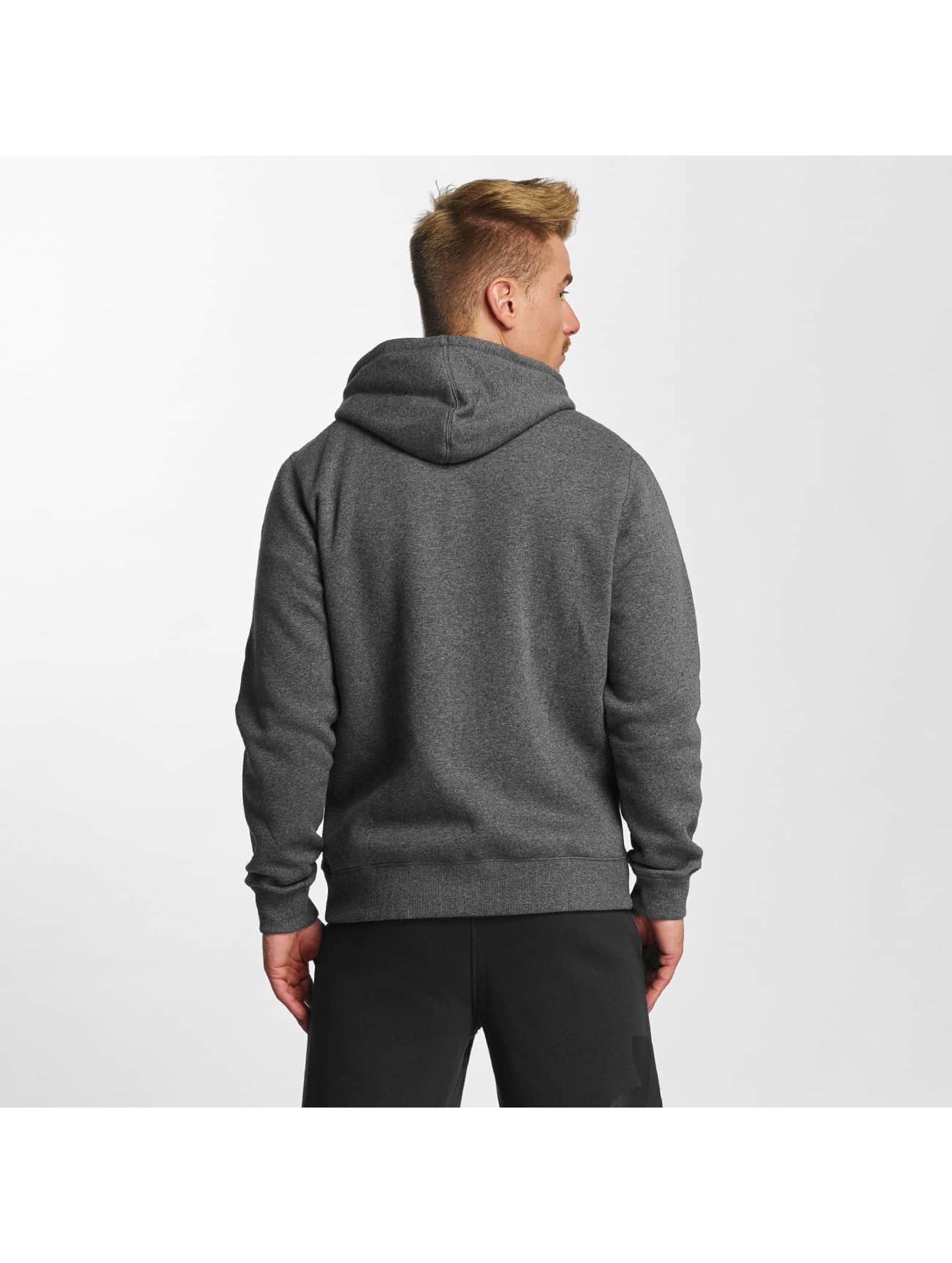 Under Armour Zip Hoodie Rival grau