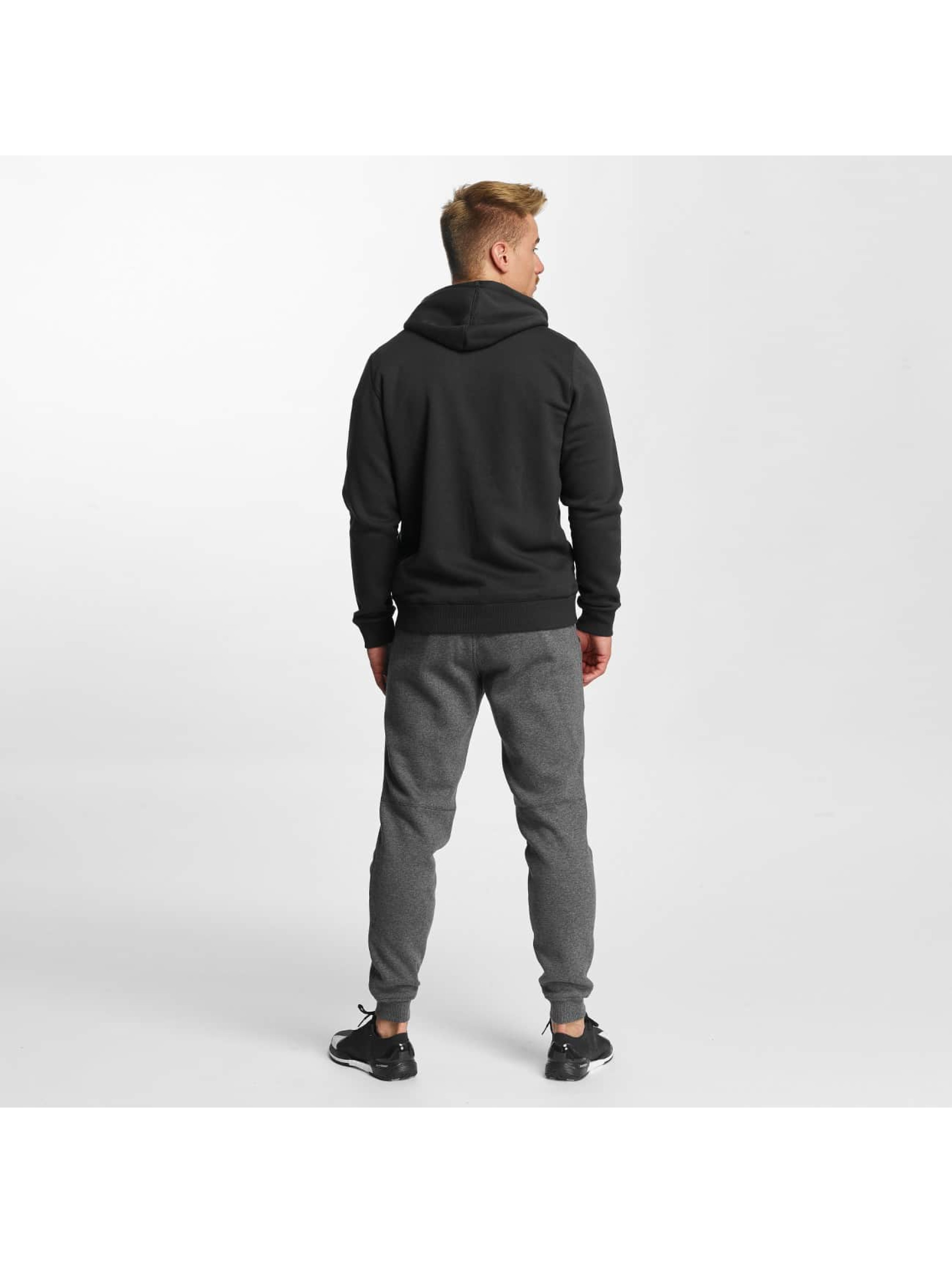 Under Armour Zip Hoodie Rival schwarz