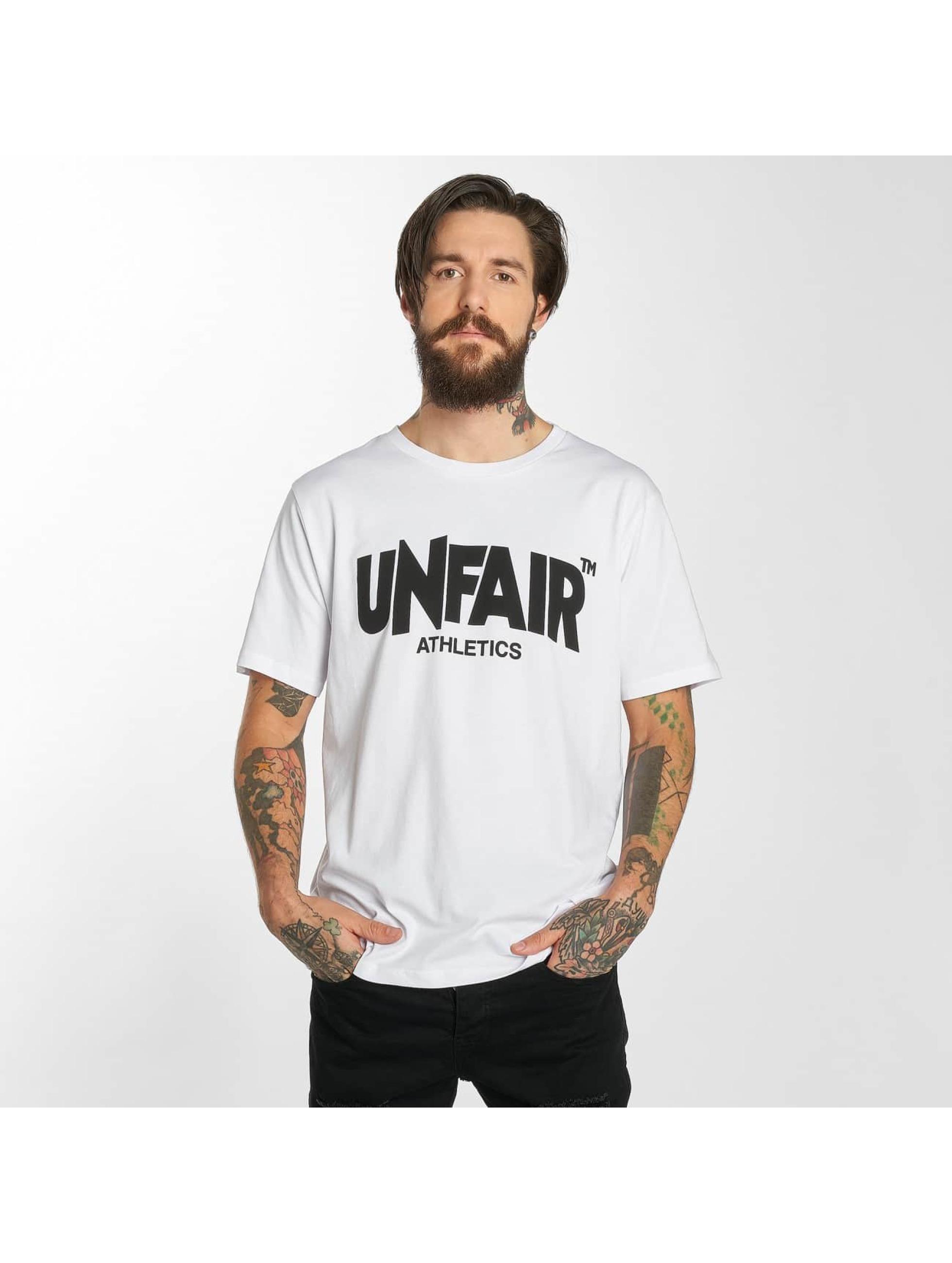 UNFAIR ATHLETICS Camiseta Classic blanco