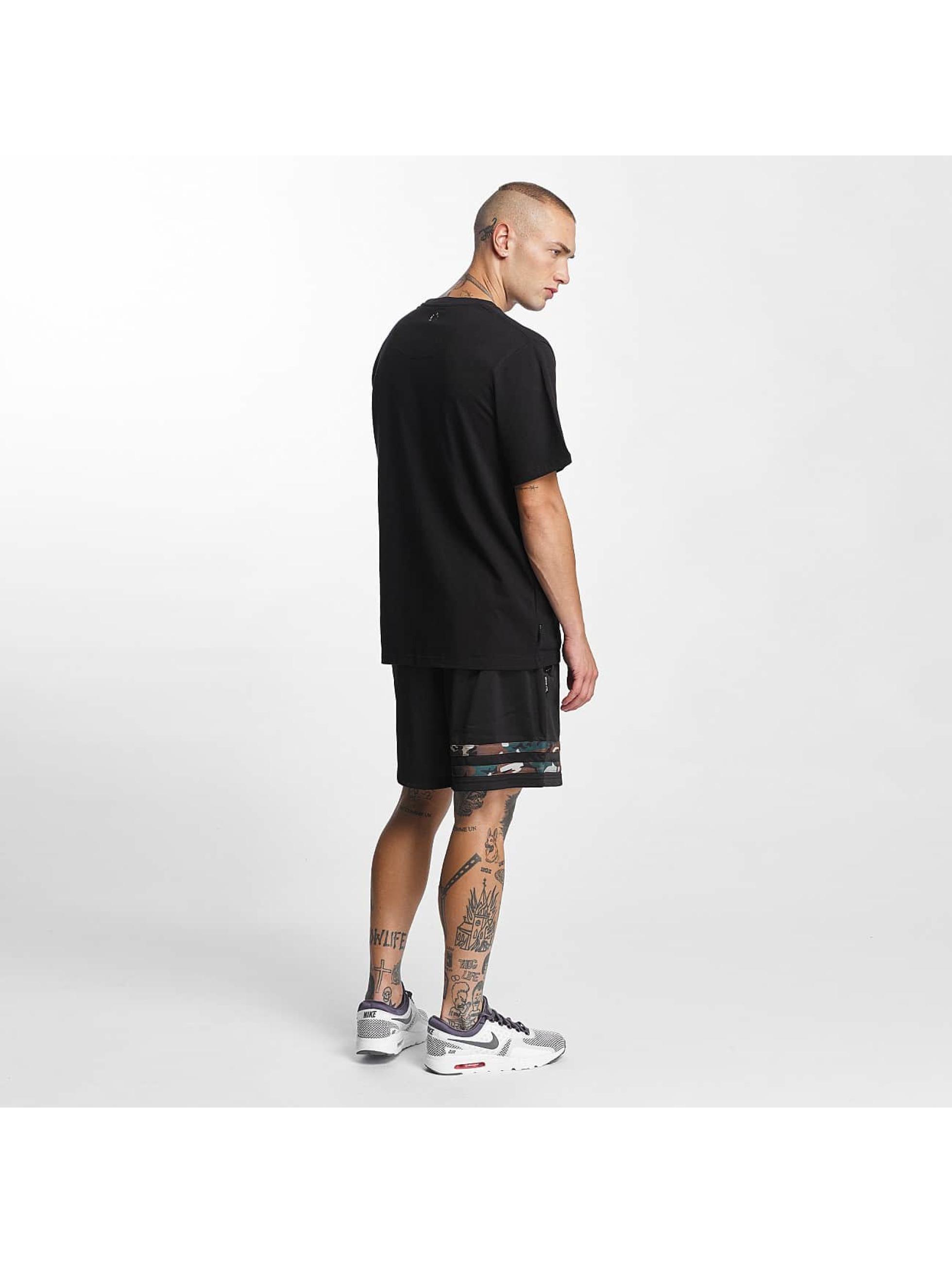 UNFAIR ATHLETICS Camiseta Classic Label negro