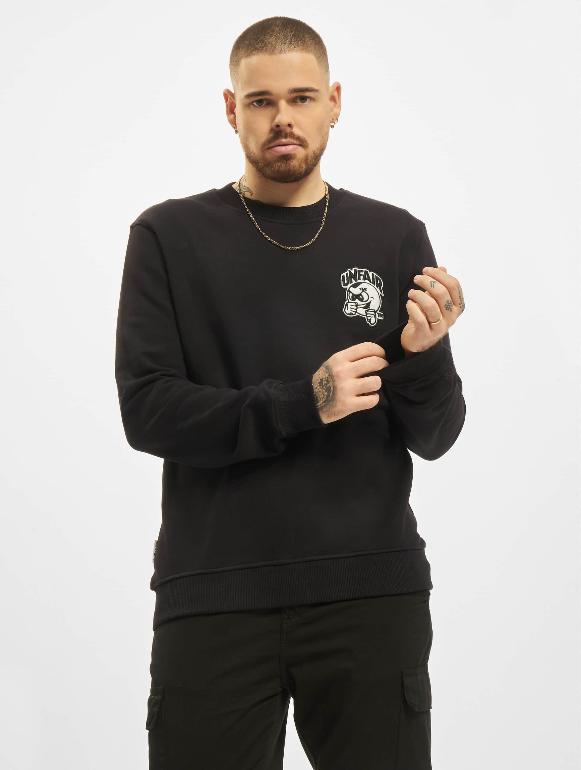 UNFAIR ATHLETICS Swetry Punchingball 2017 czarny