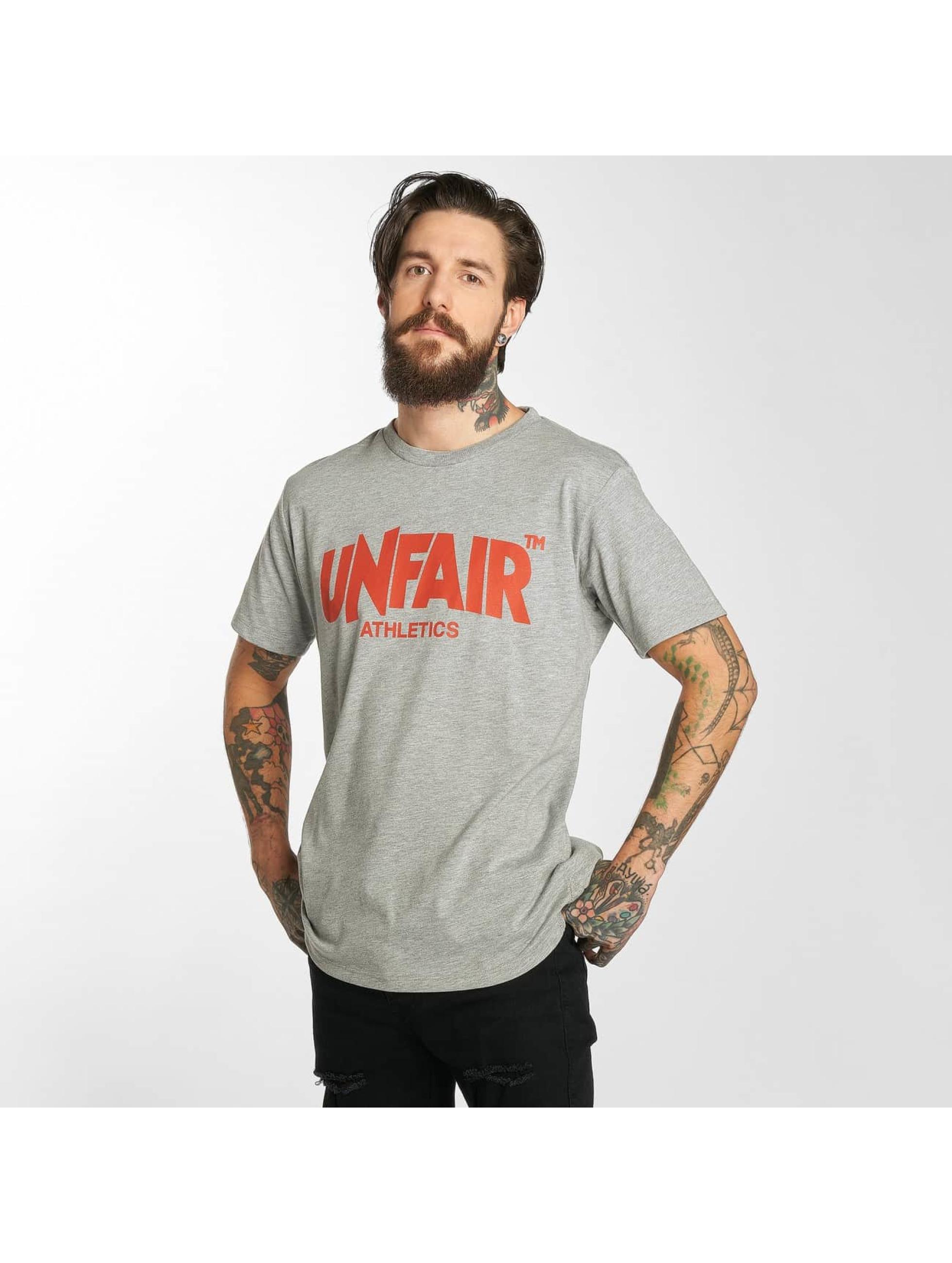 UNFAIR ATHLETICS T-shirt Classic grå