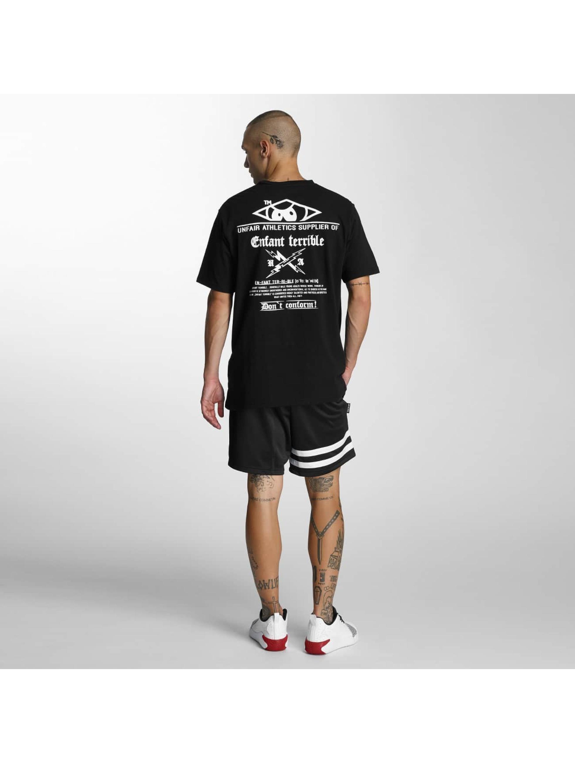 UNFAIR ATHLETICS T-Shirt Enfant schwarz