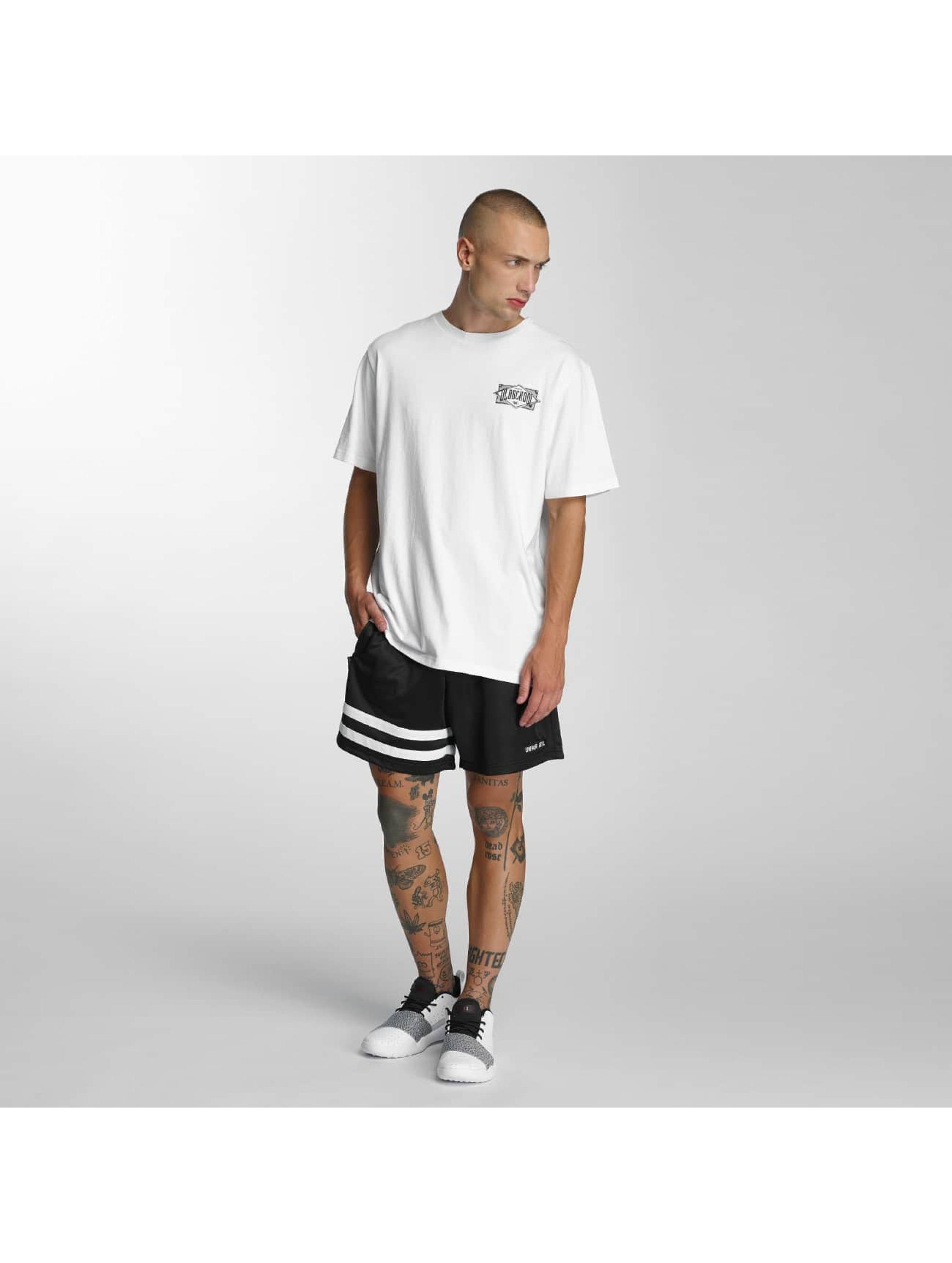 UNFAIR ATHLETICS T-Shirt Oldschool weiß