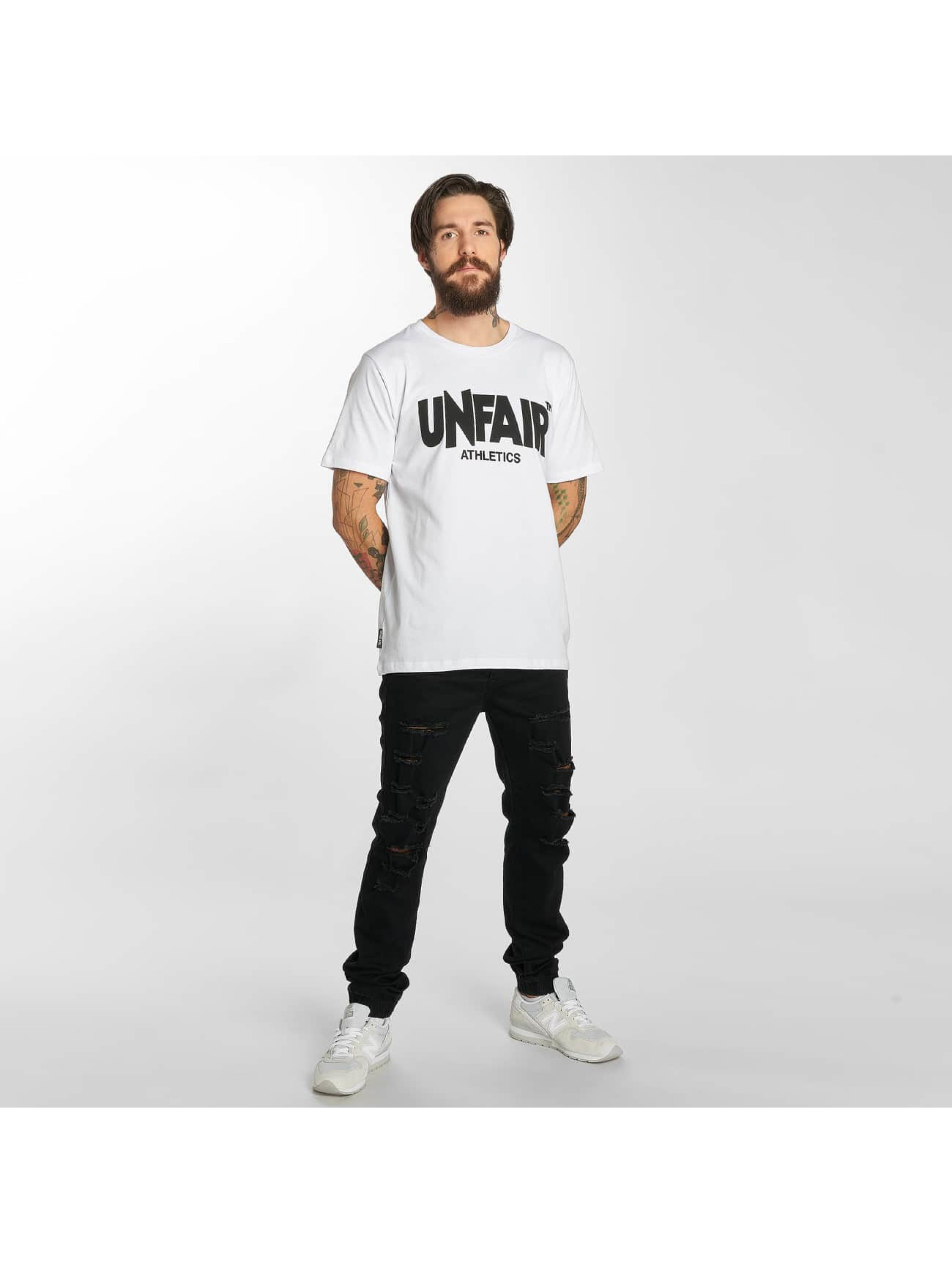 UNFAIR ATHLETICS T-Shirty Classic bialy