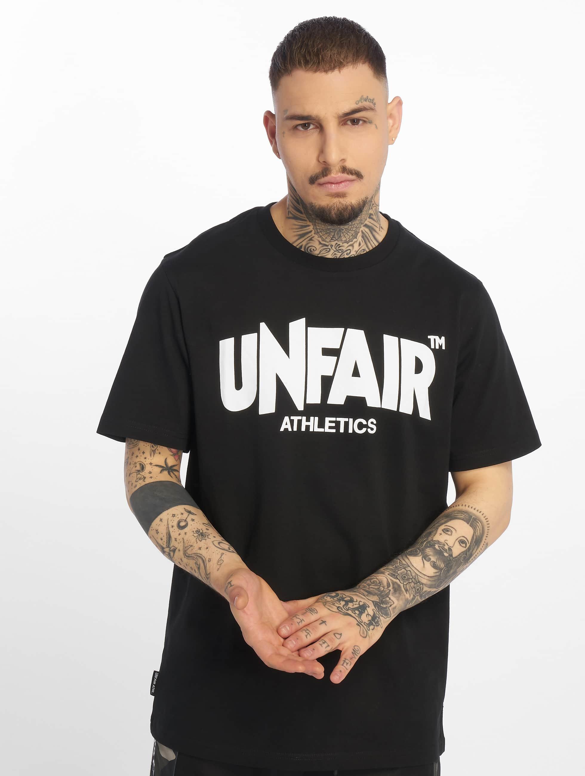 UNFAIR ATHLETICS T-Shirty Classic czarny