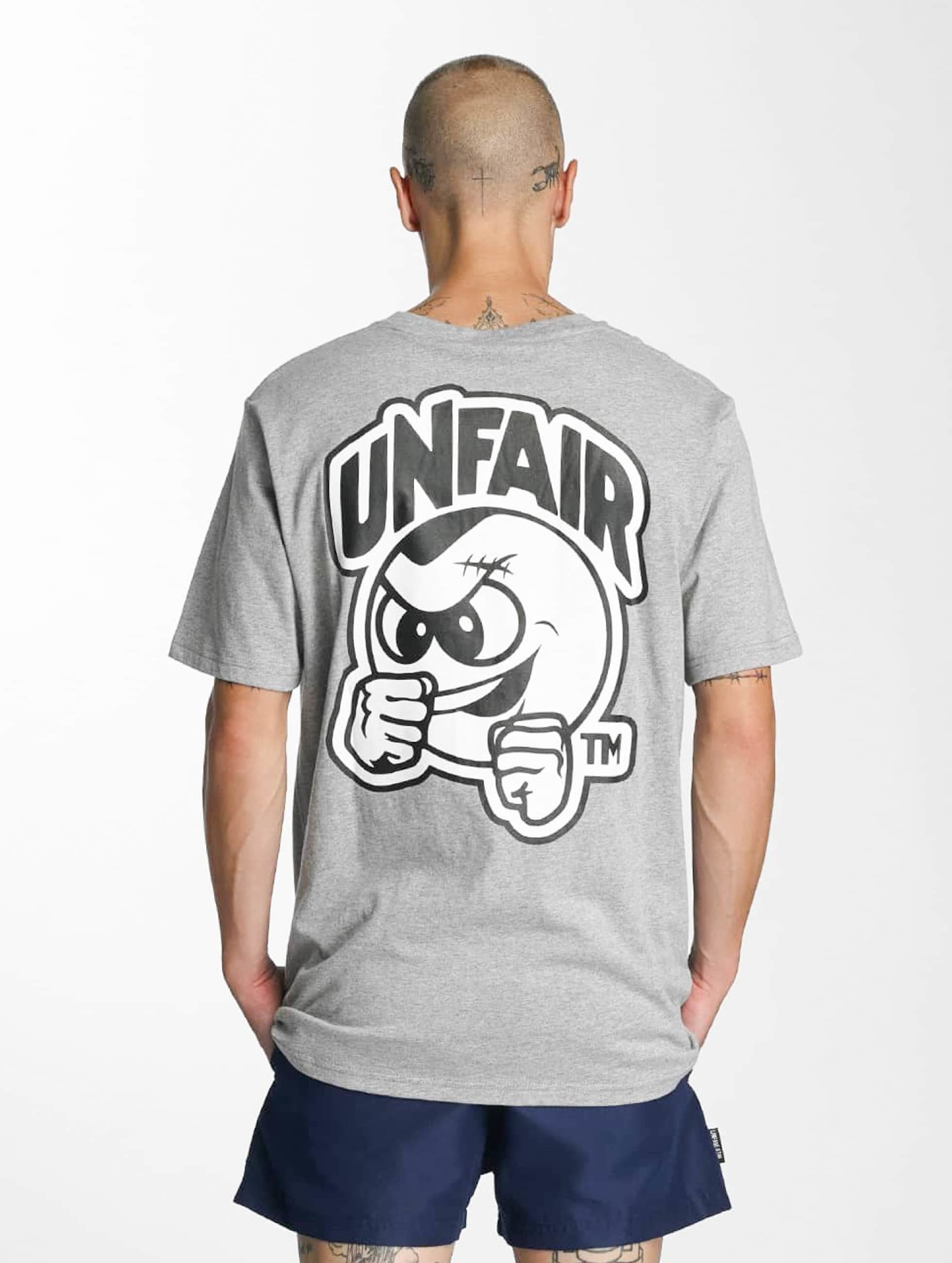 UNFAIR ATHLETICS T-skjorter Punchingball grå