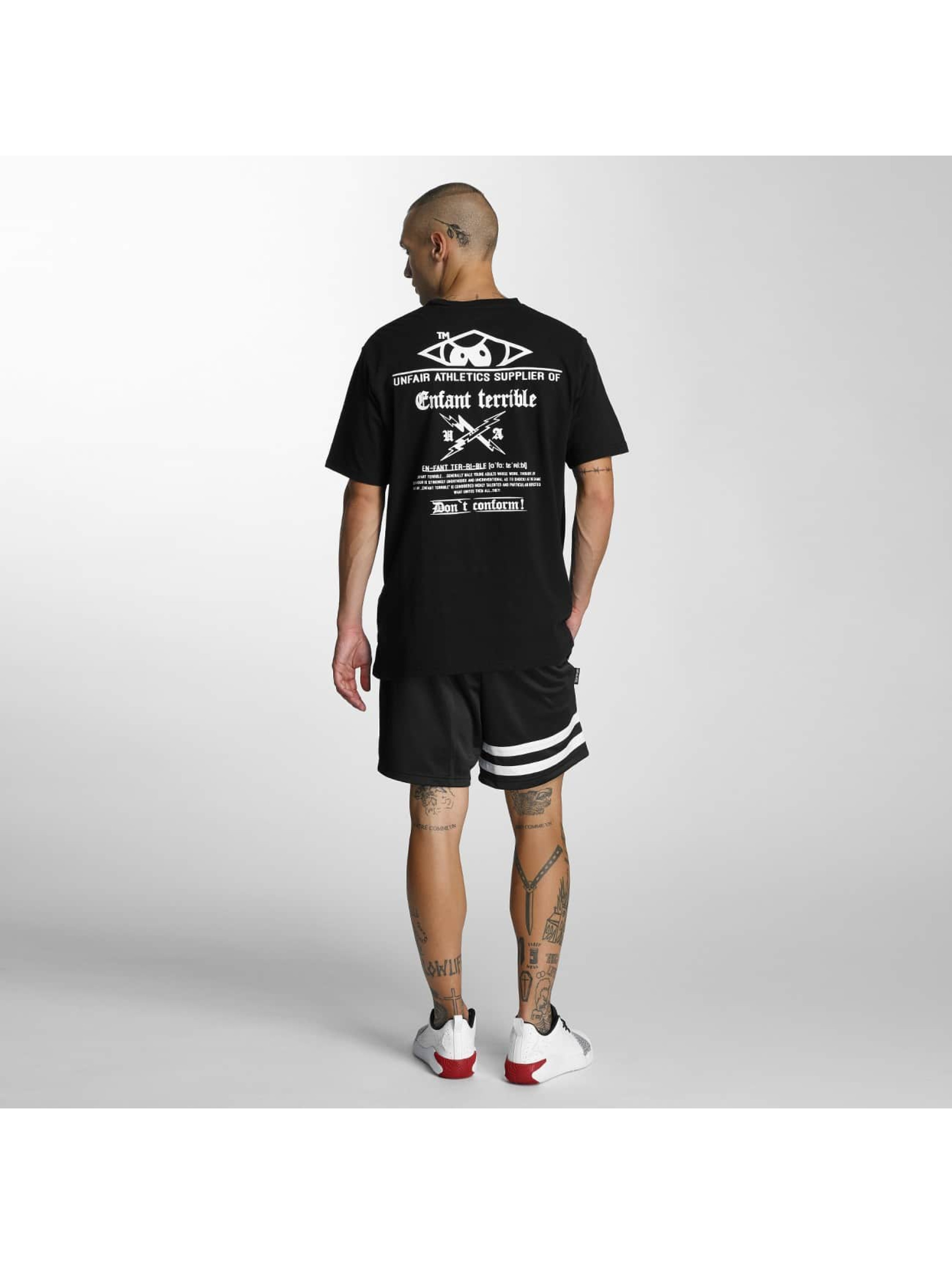 UNFAIR ATHLETICS T-skjorter Enfant svart