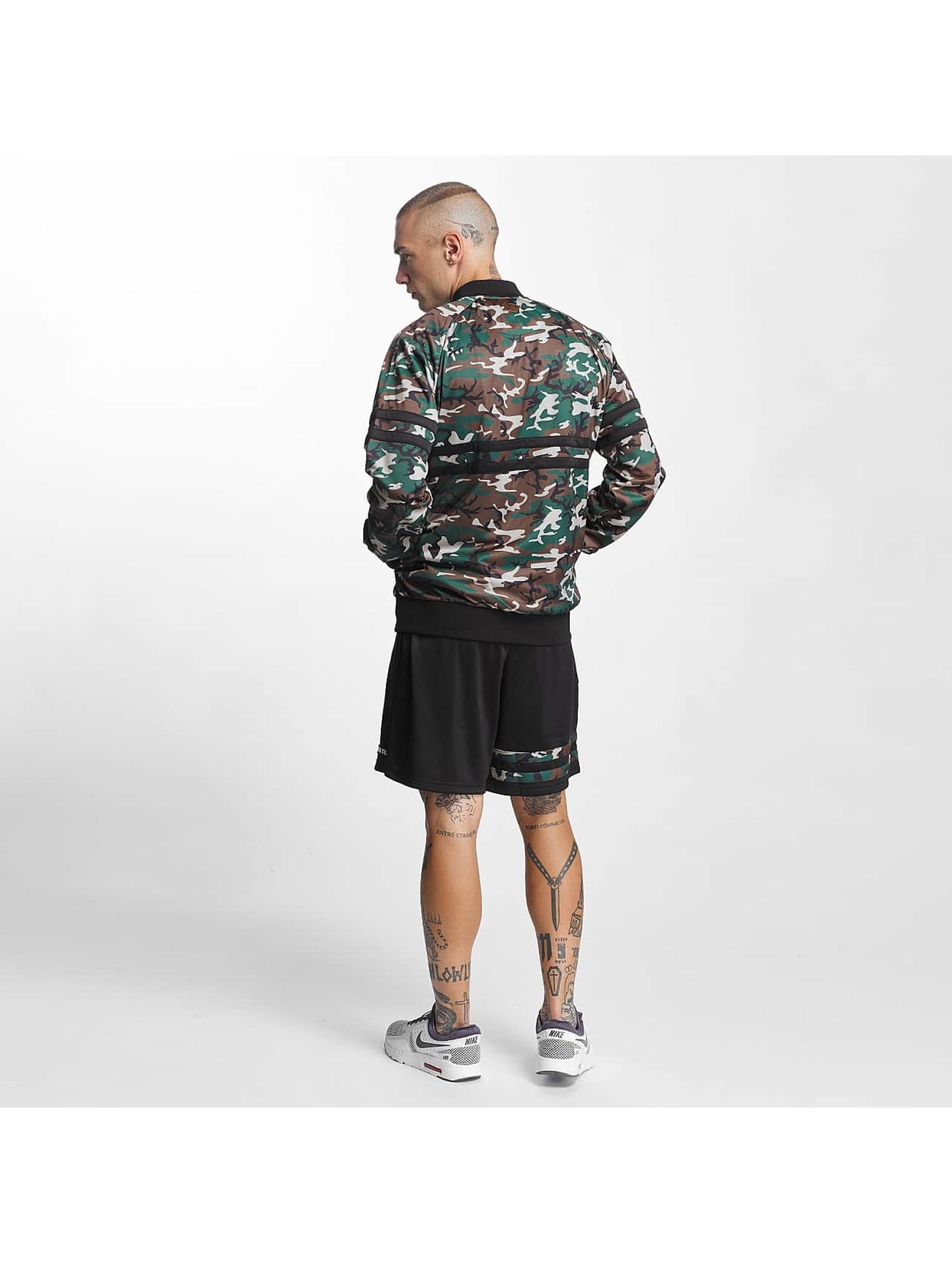 UNFAIR ATHLETICS Übergangsjacke DMWU Tracktop camouflage