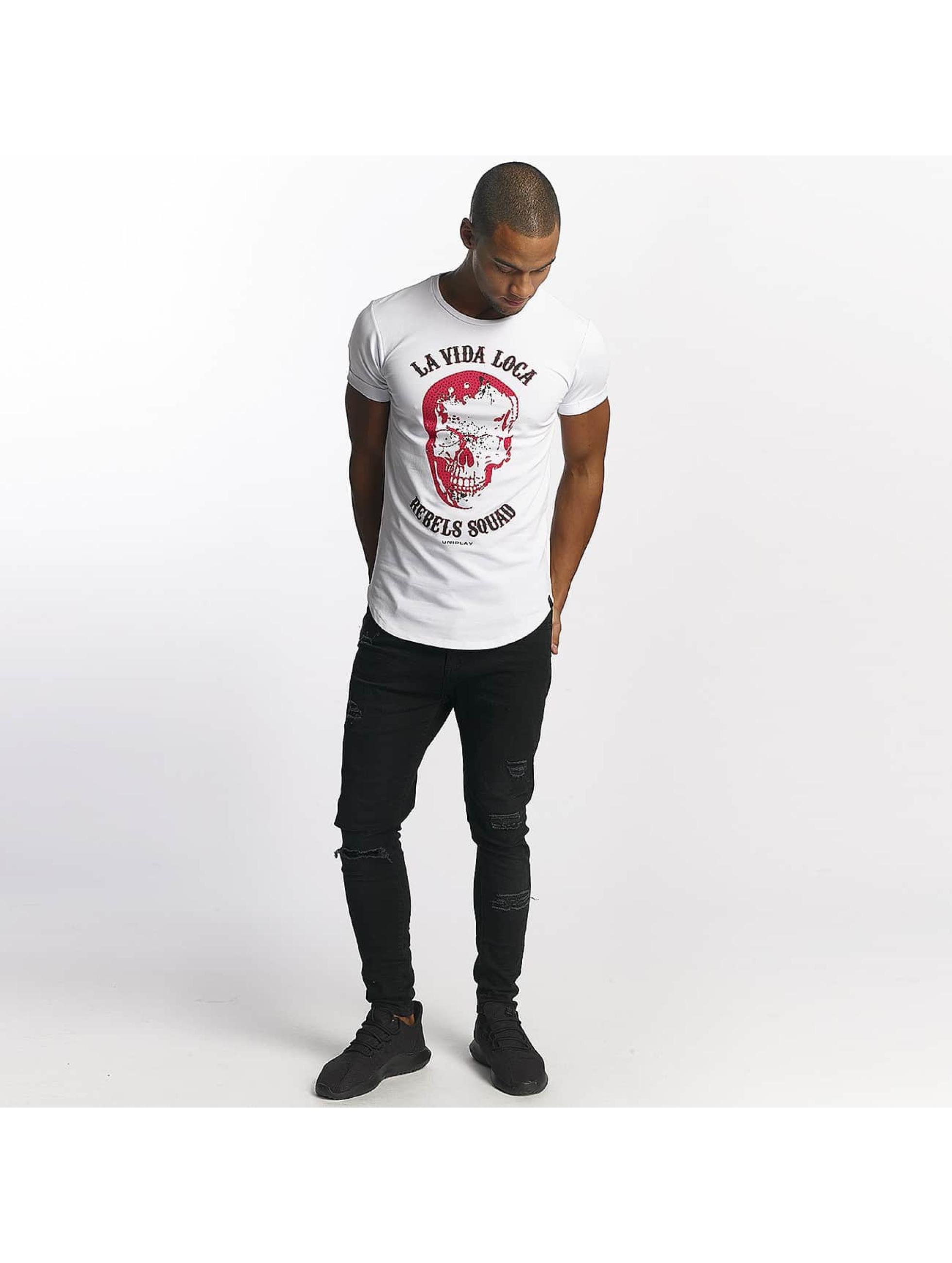 Uniplay Camiseta Niclas blanco
