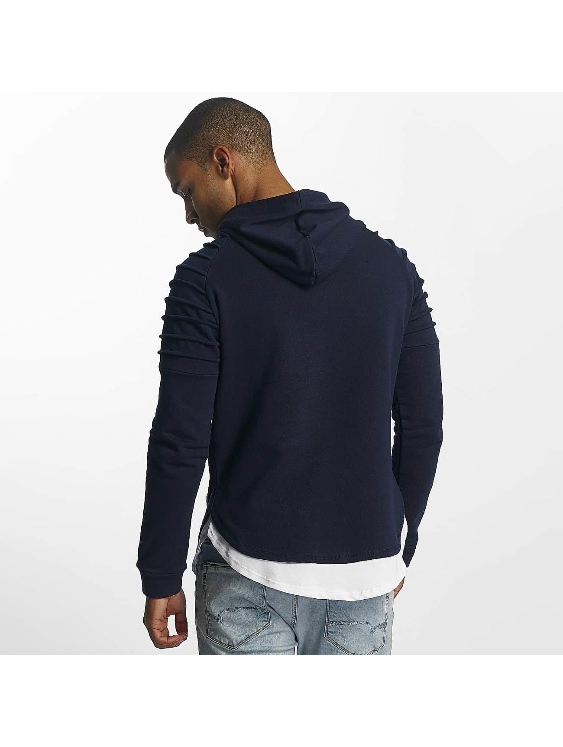 Uniplay Hoodie Ripped blue