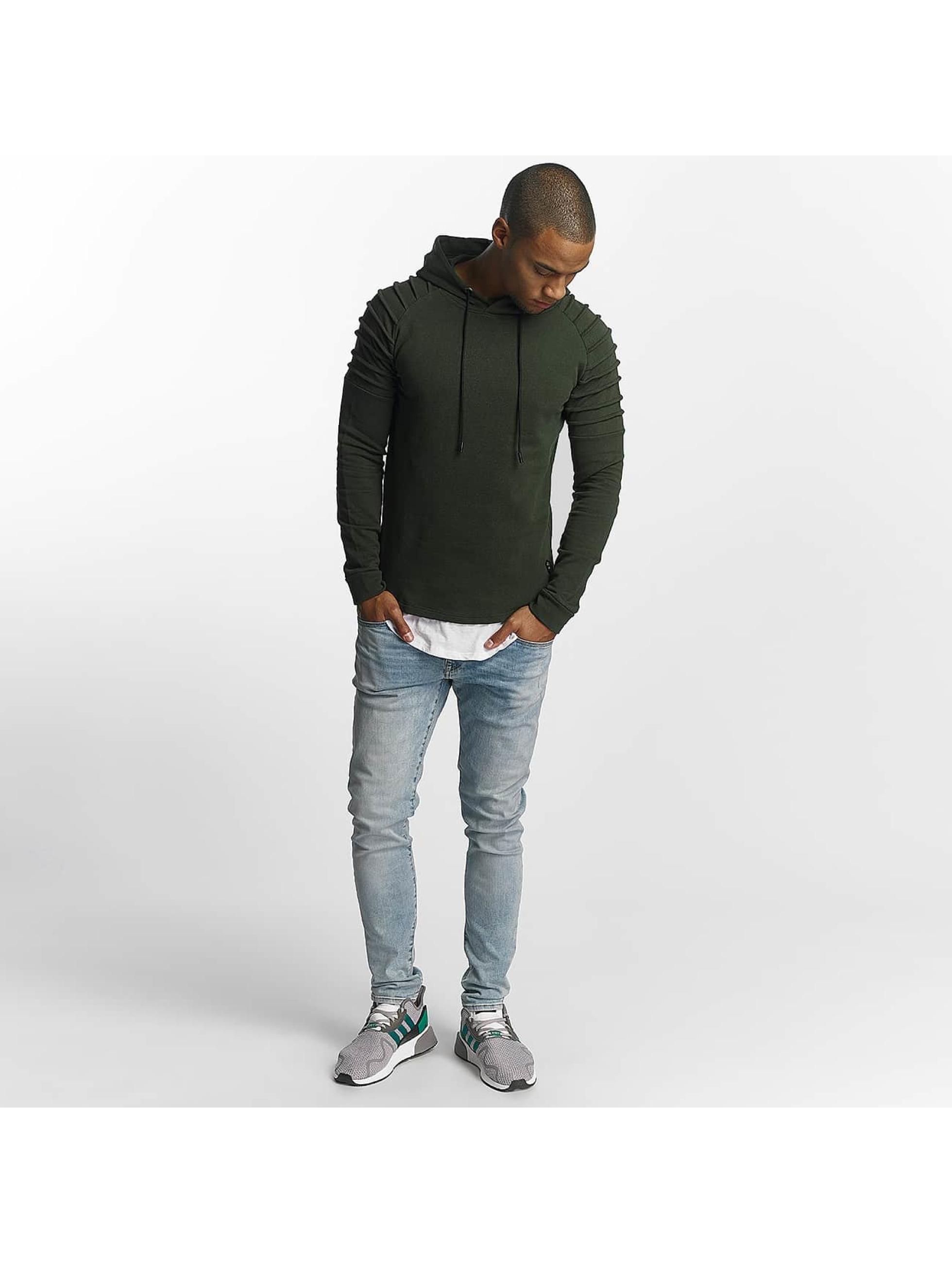 Uniplay Hoodie Ripped khaki