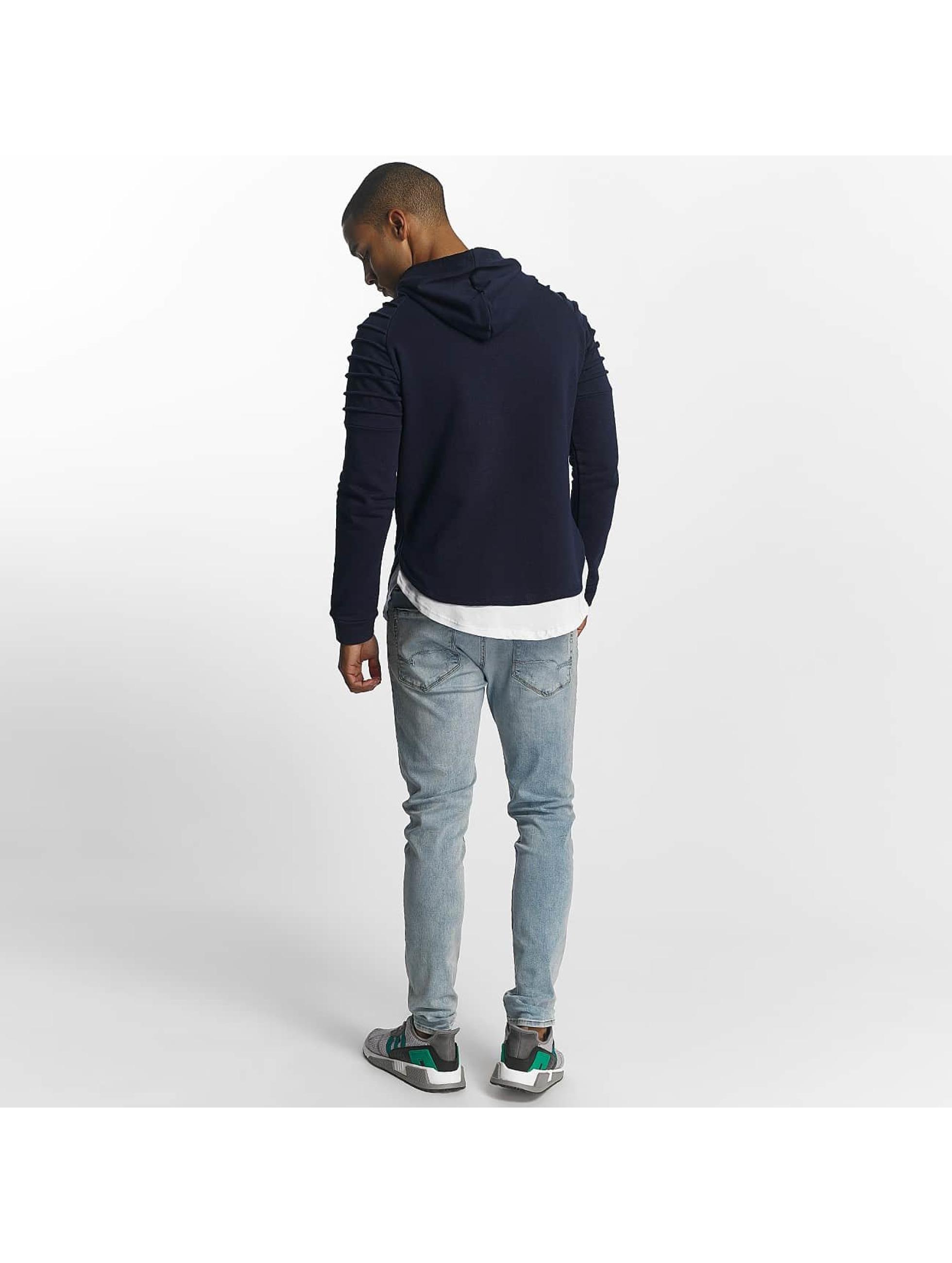 Uniplay Hoody Ripped blauw