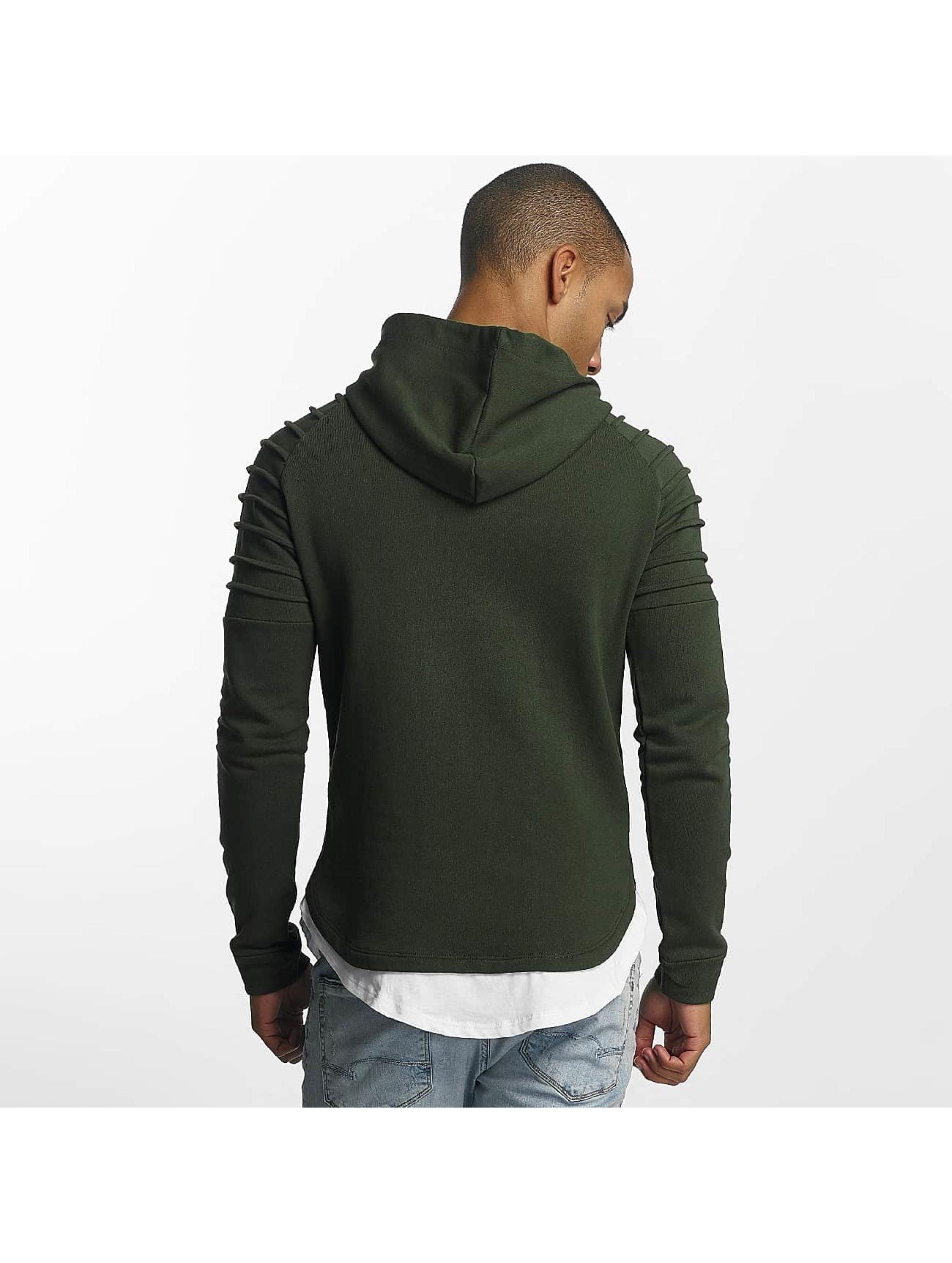 Uniplay Hoody Ripped khaki