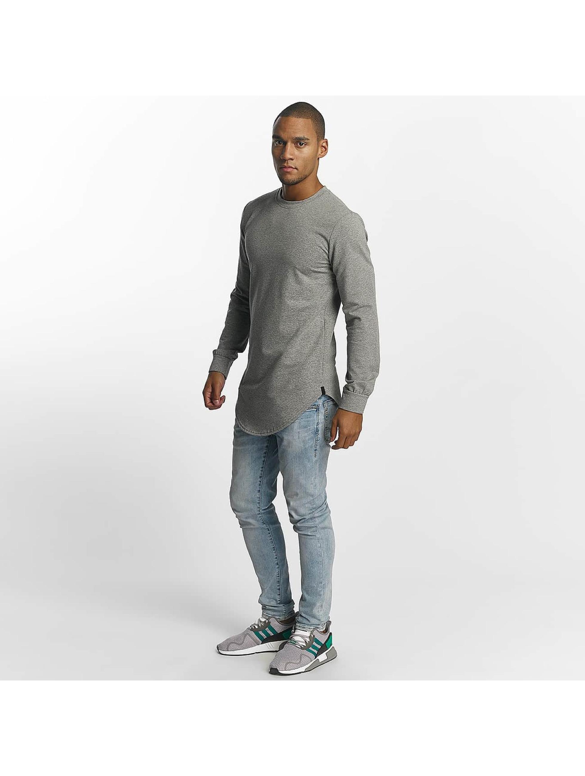 Uniplay Langermet Leon grå