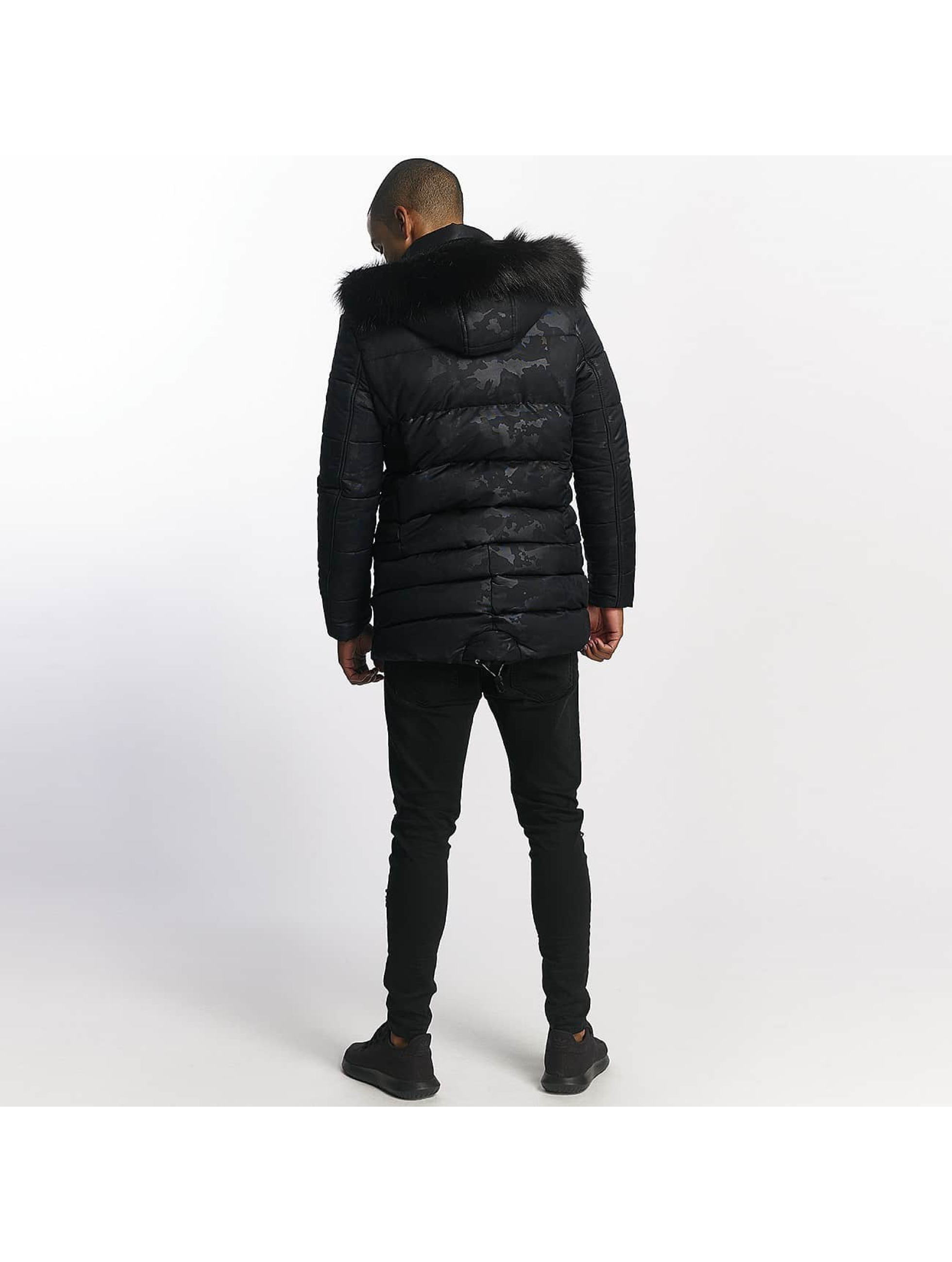 Uniplay Manteau hiver Tim bleu