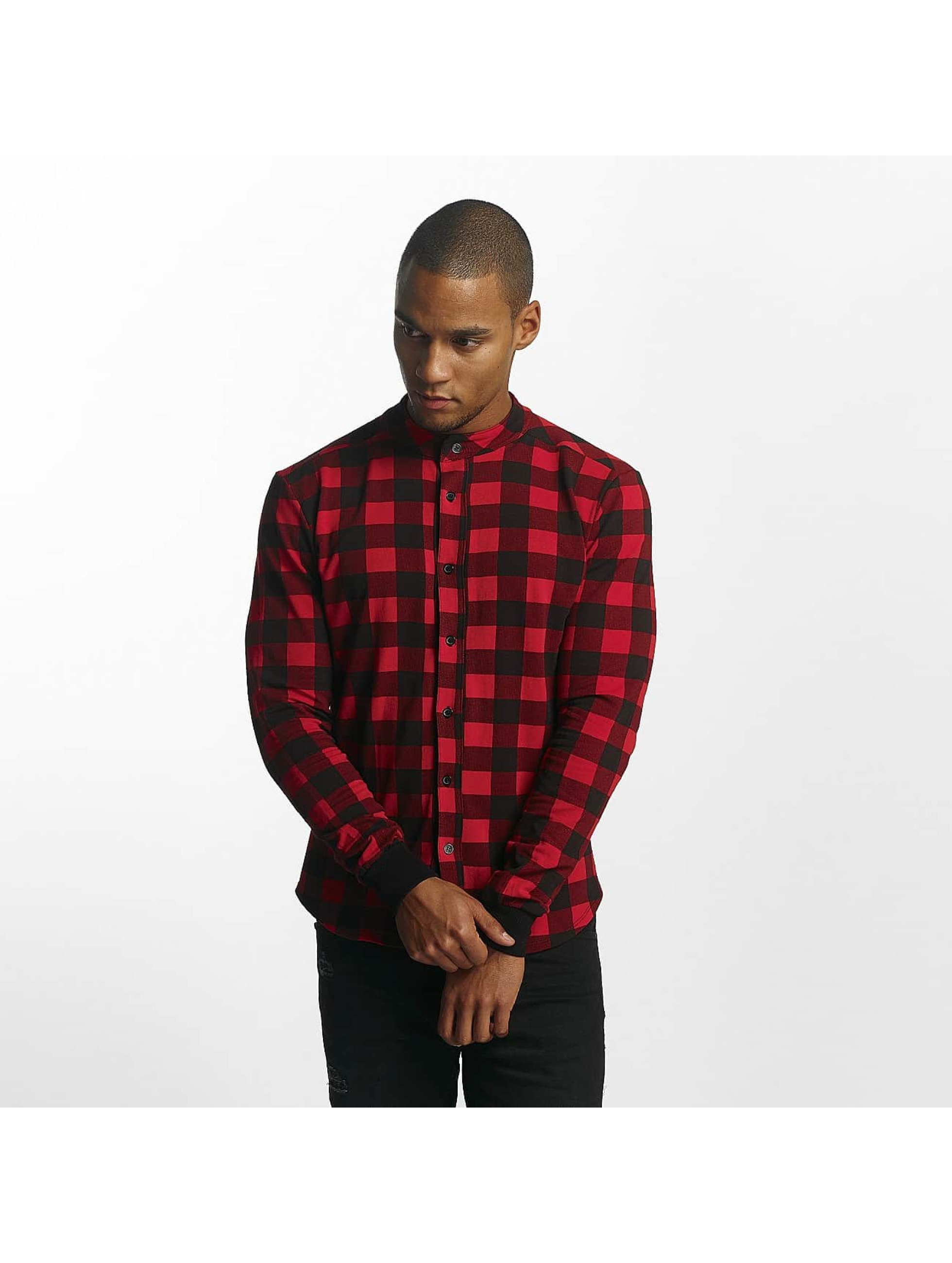 Uniplay overhemd Checkered rood