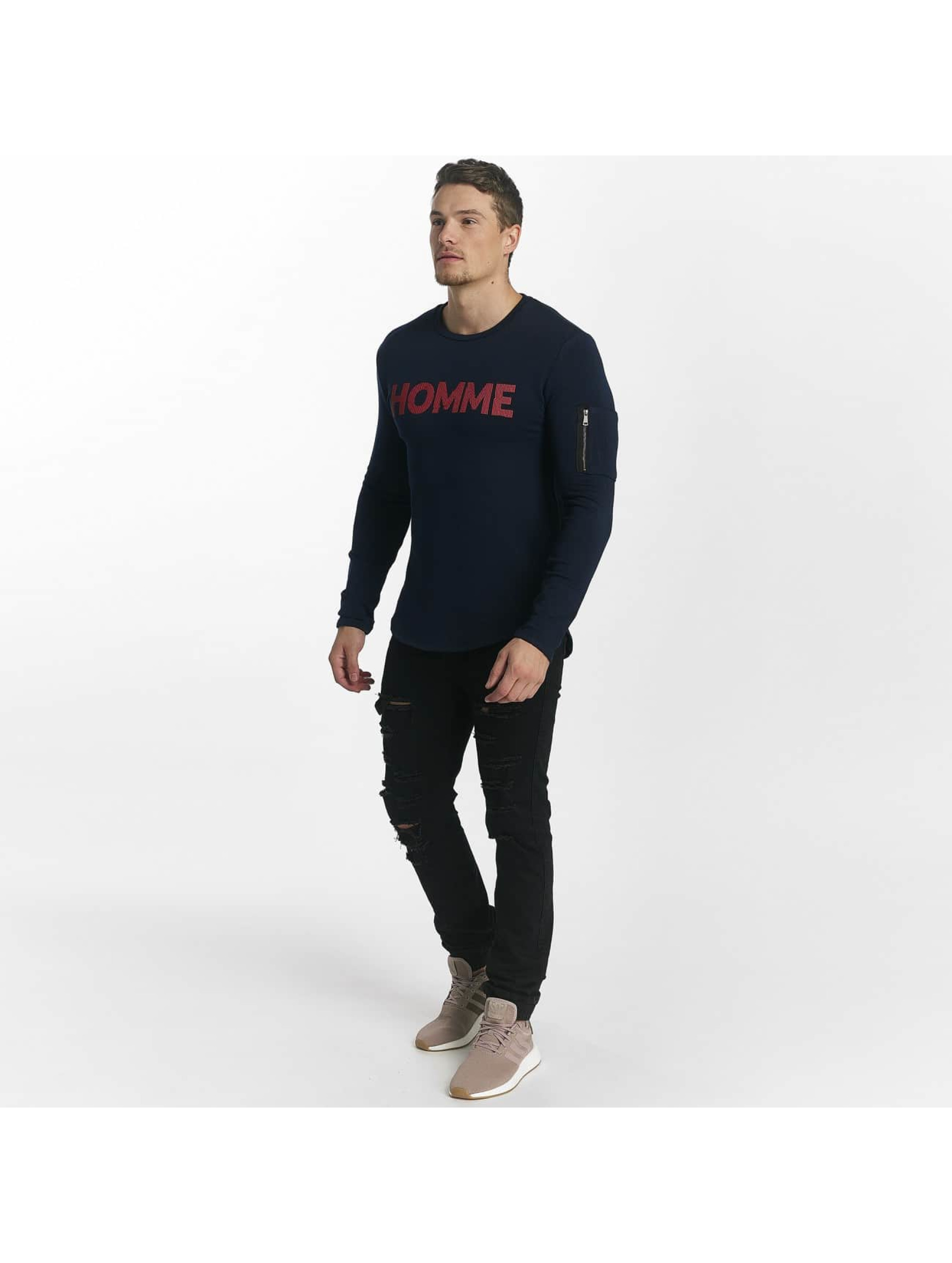Uniplay Pullover Homme blau