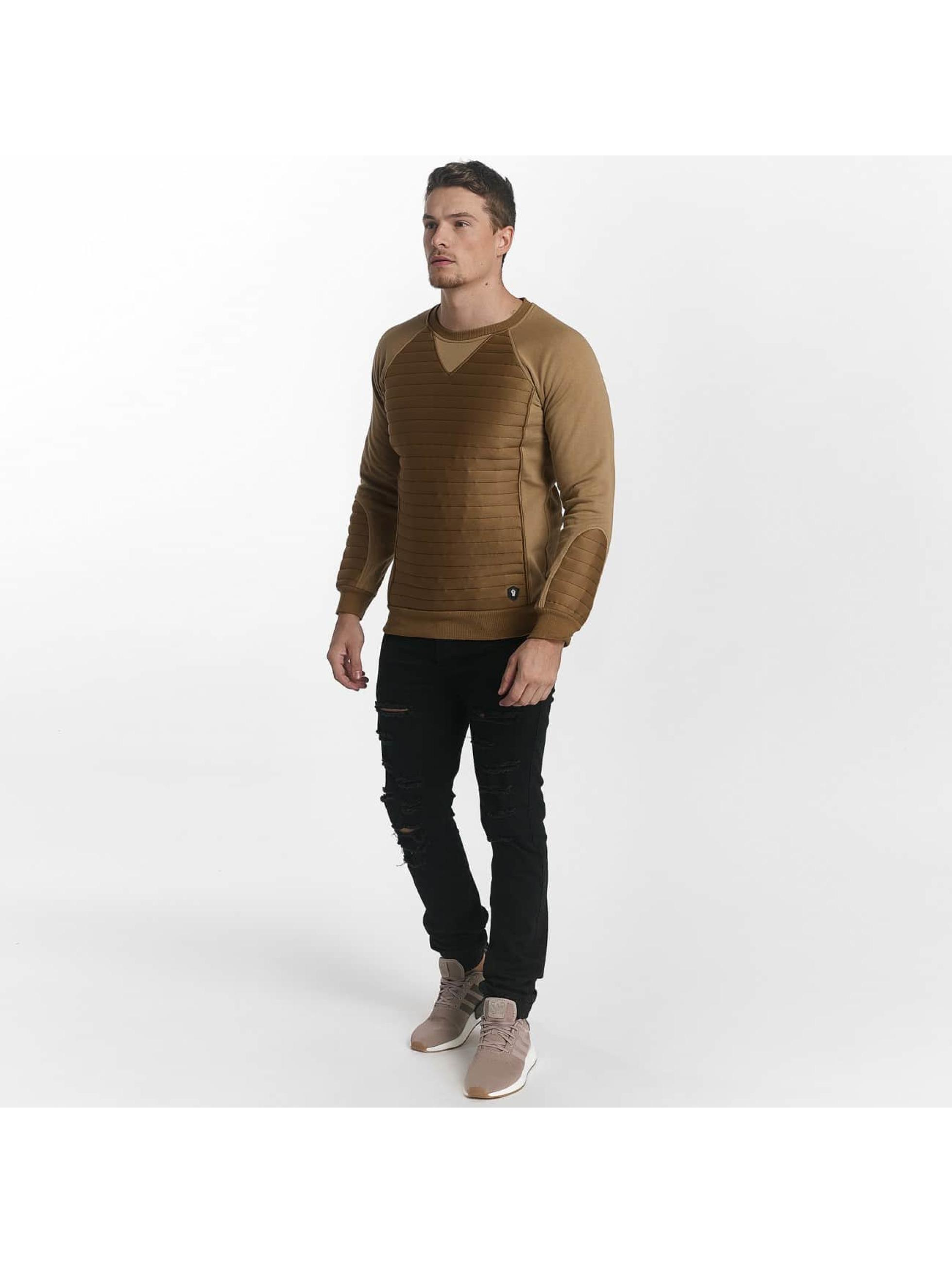 Uniplay Pullover Uniplay Sweatshirt braun