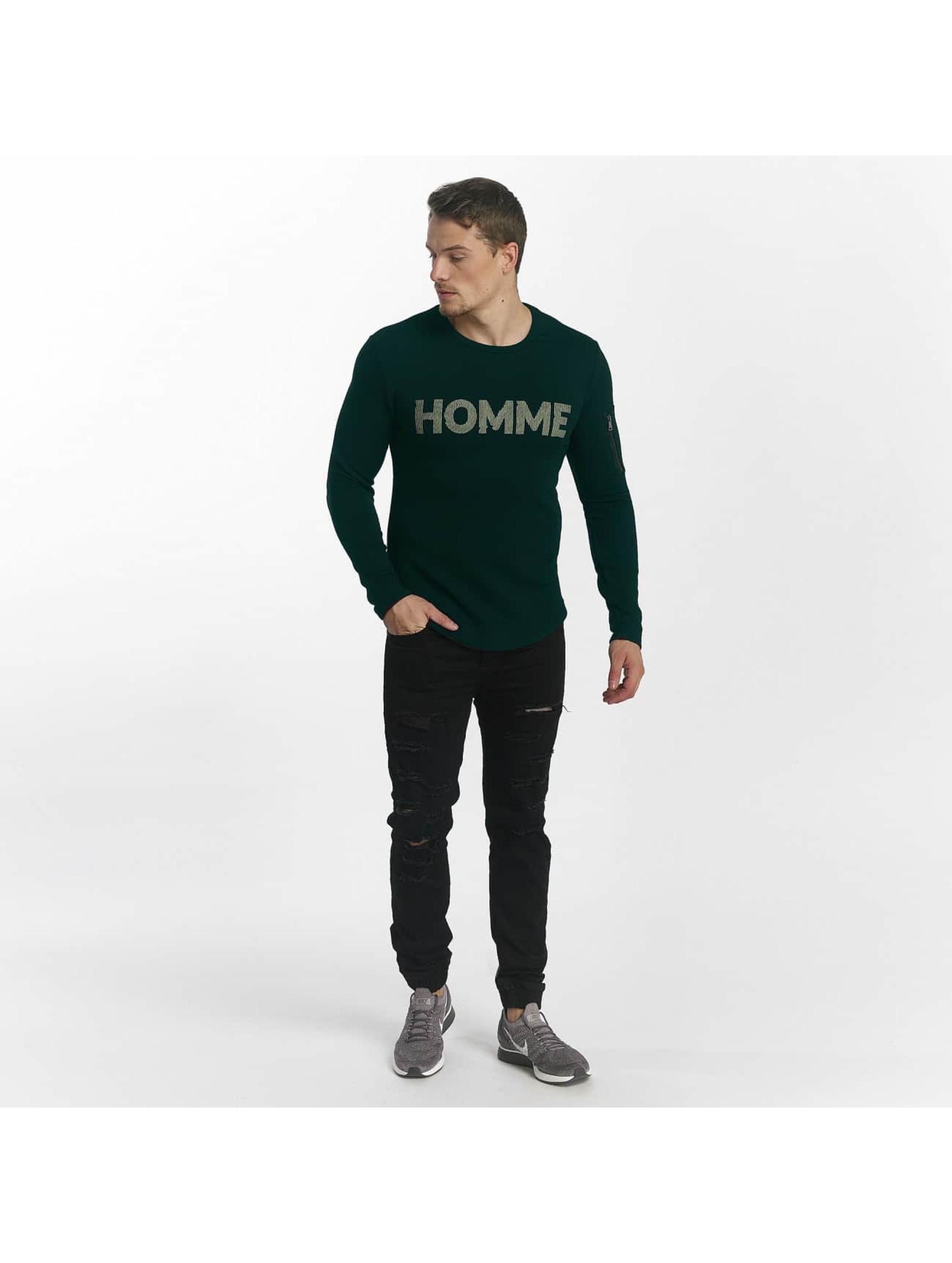 Uniplay Pullover Homme grün