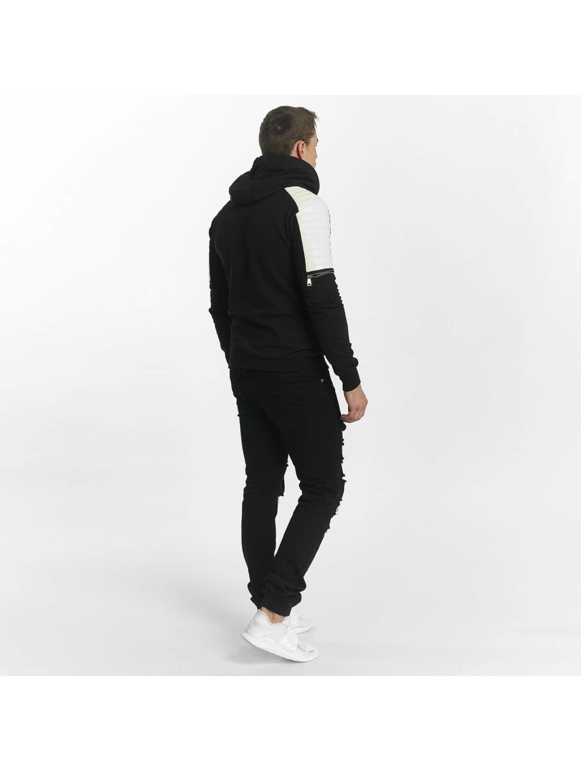 Uniplay Sweat capuche Biker noir