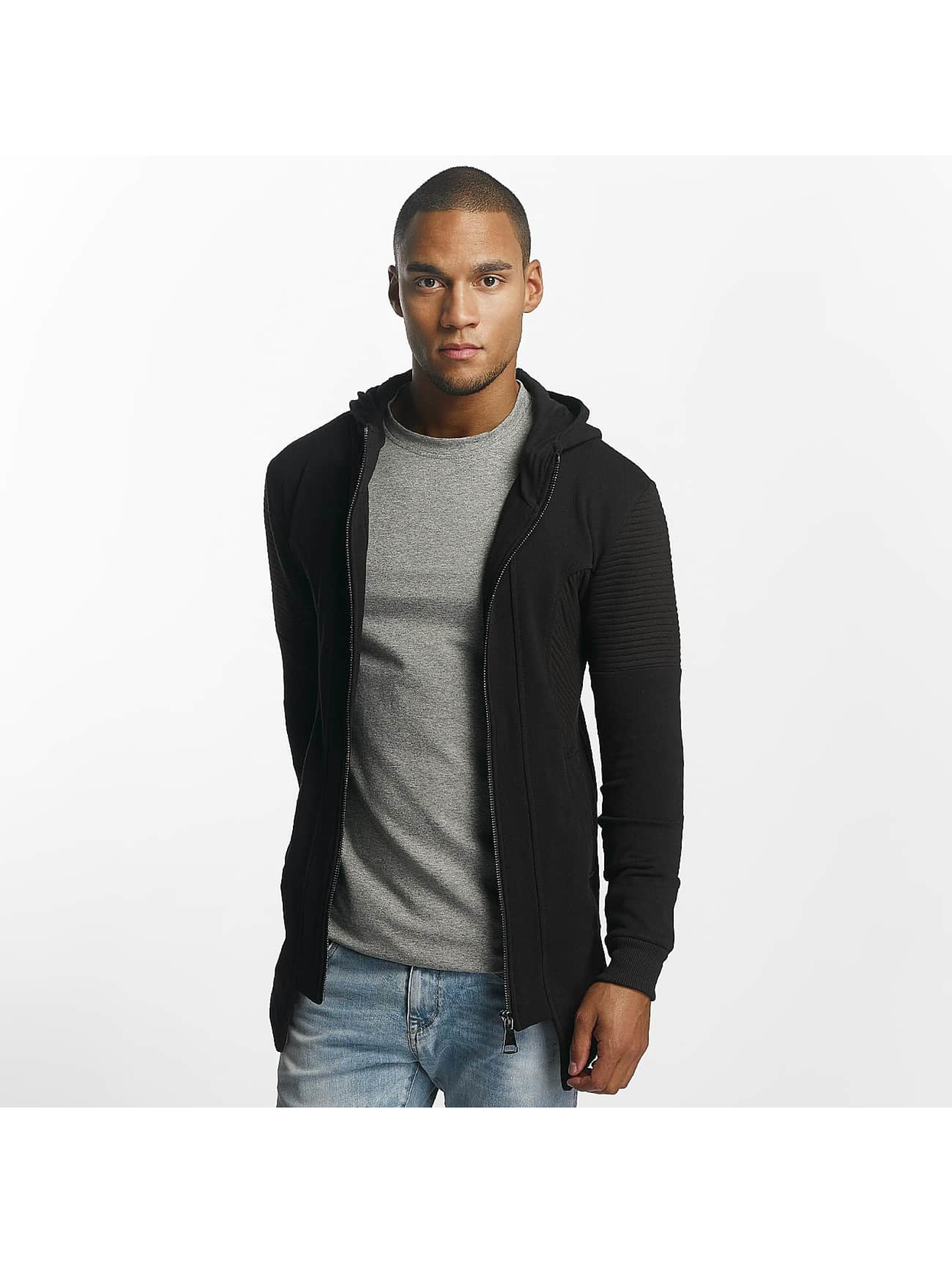 Uniplay Sweat capuche zippé Zipper noir