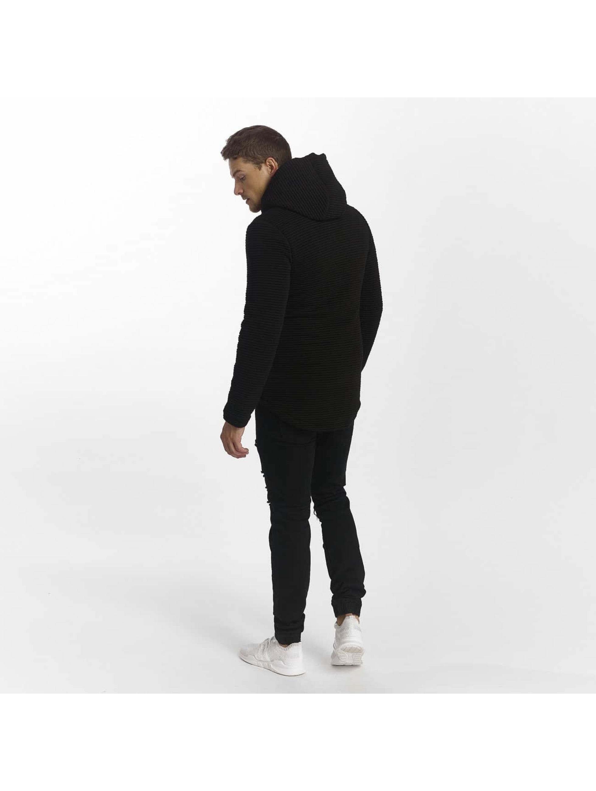 Uniplay Sweatvest Vest zwart