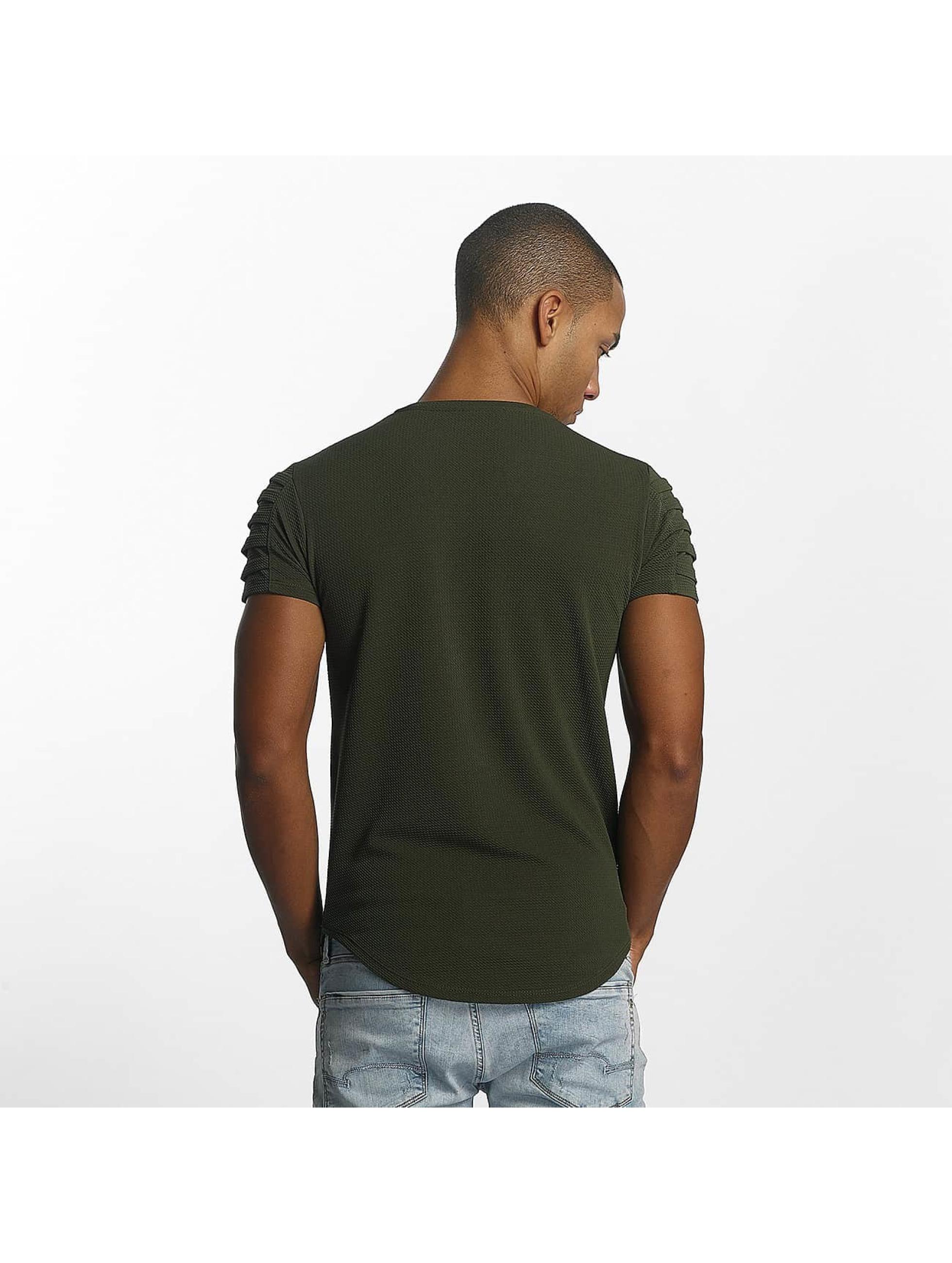 Uniplay T-paidat Embossed khakiruskea