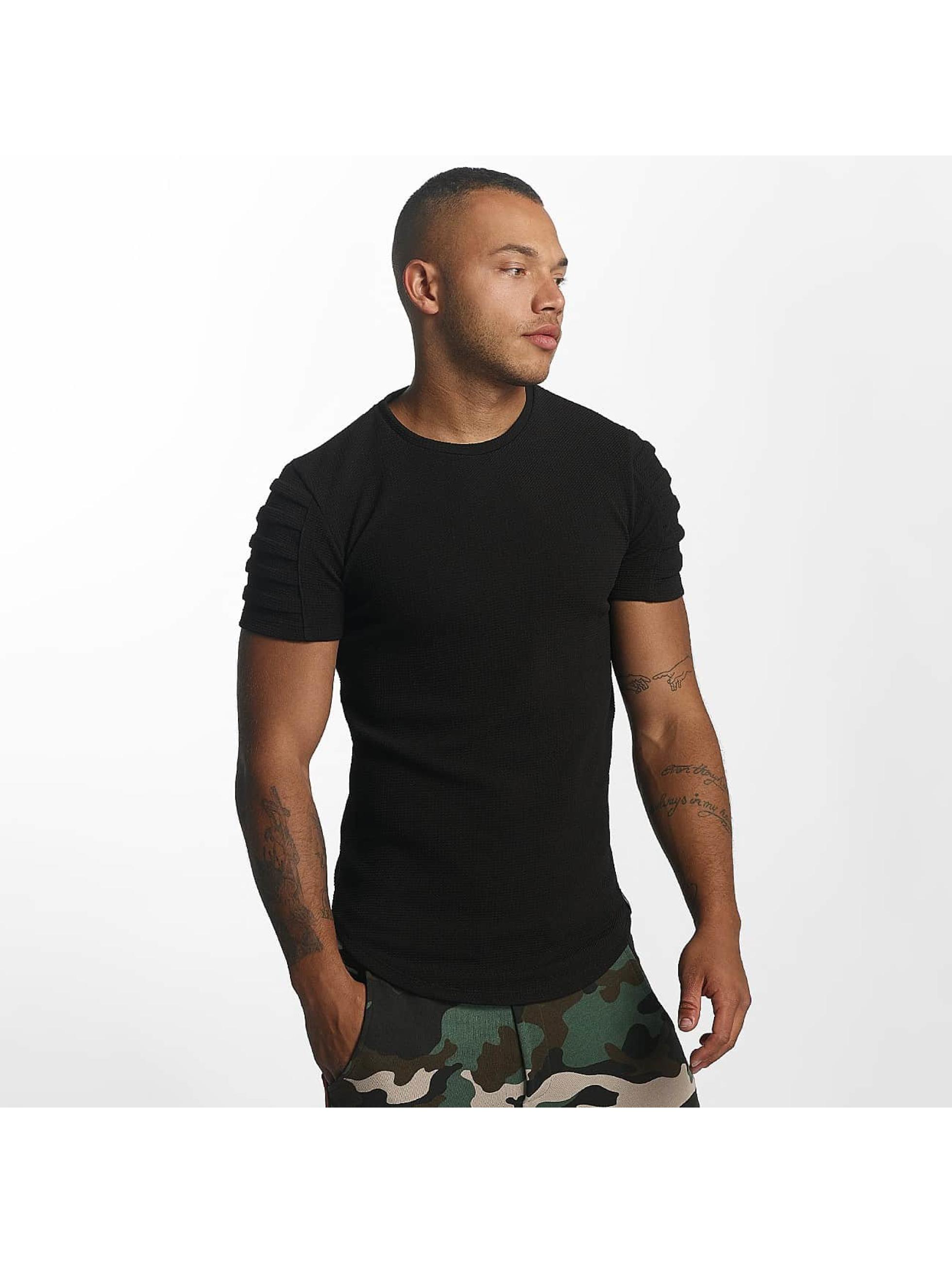 Uniplay T-paidat Embossed musta