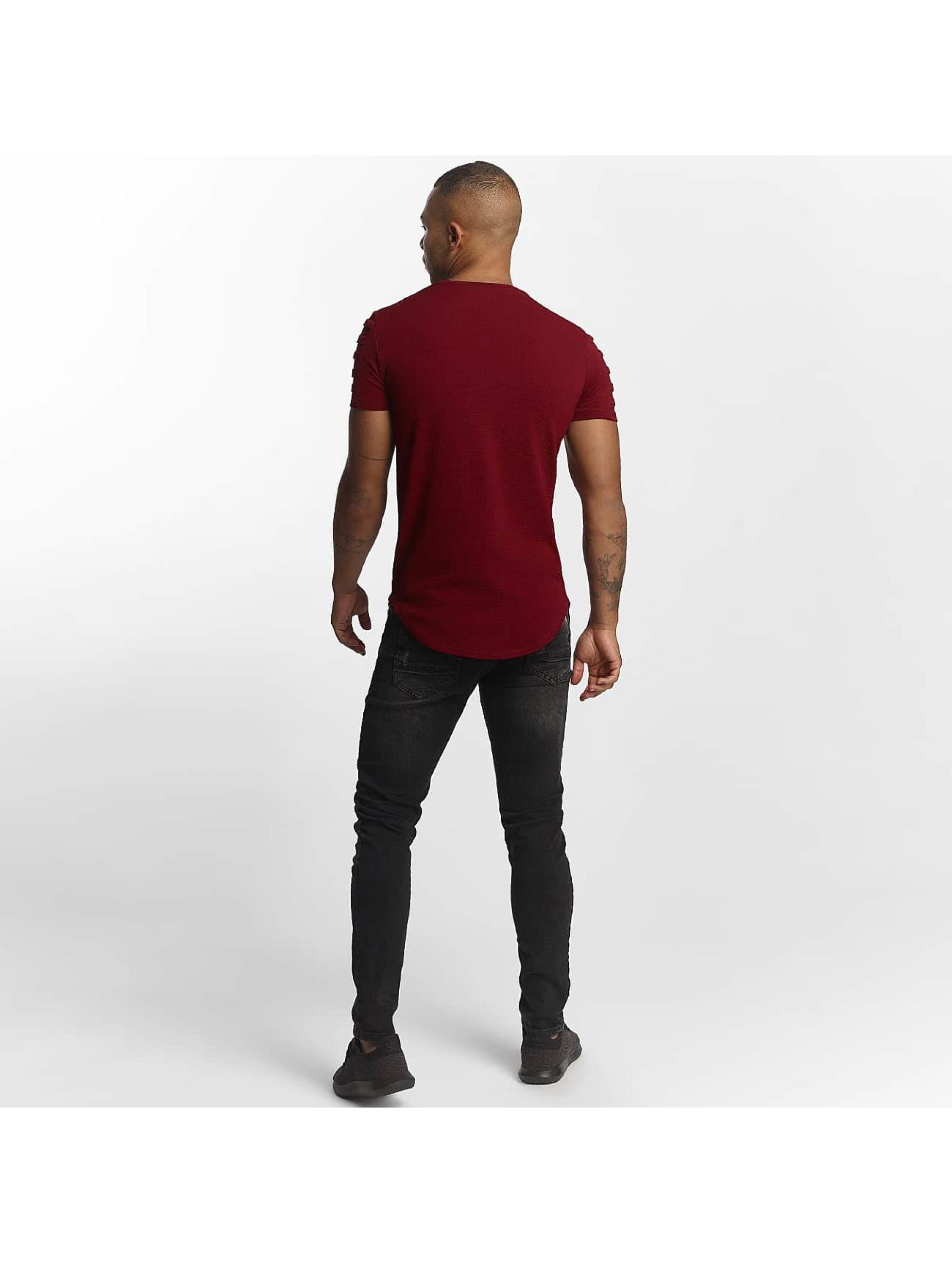 Uniplay T-paidat Embossed punainen